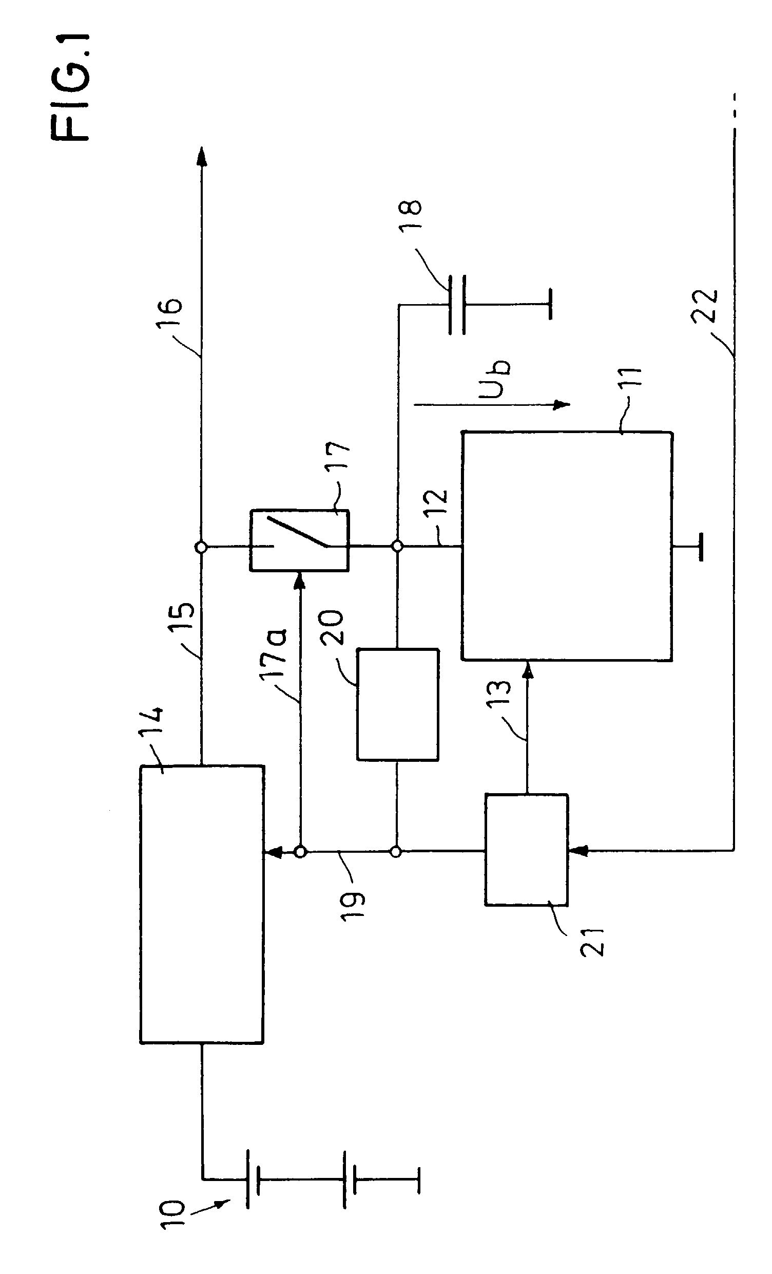 Patent Ep1107094a2 Power Supply Circuit For A Battery Operated Lithium Ion Charger 2 Powersupplycircuit Drawing