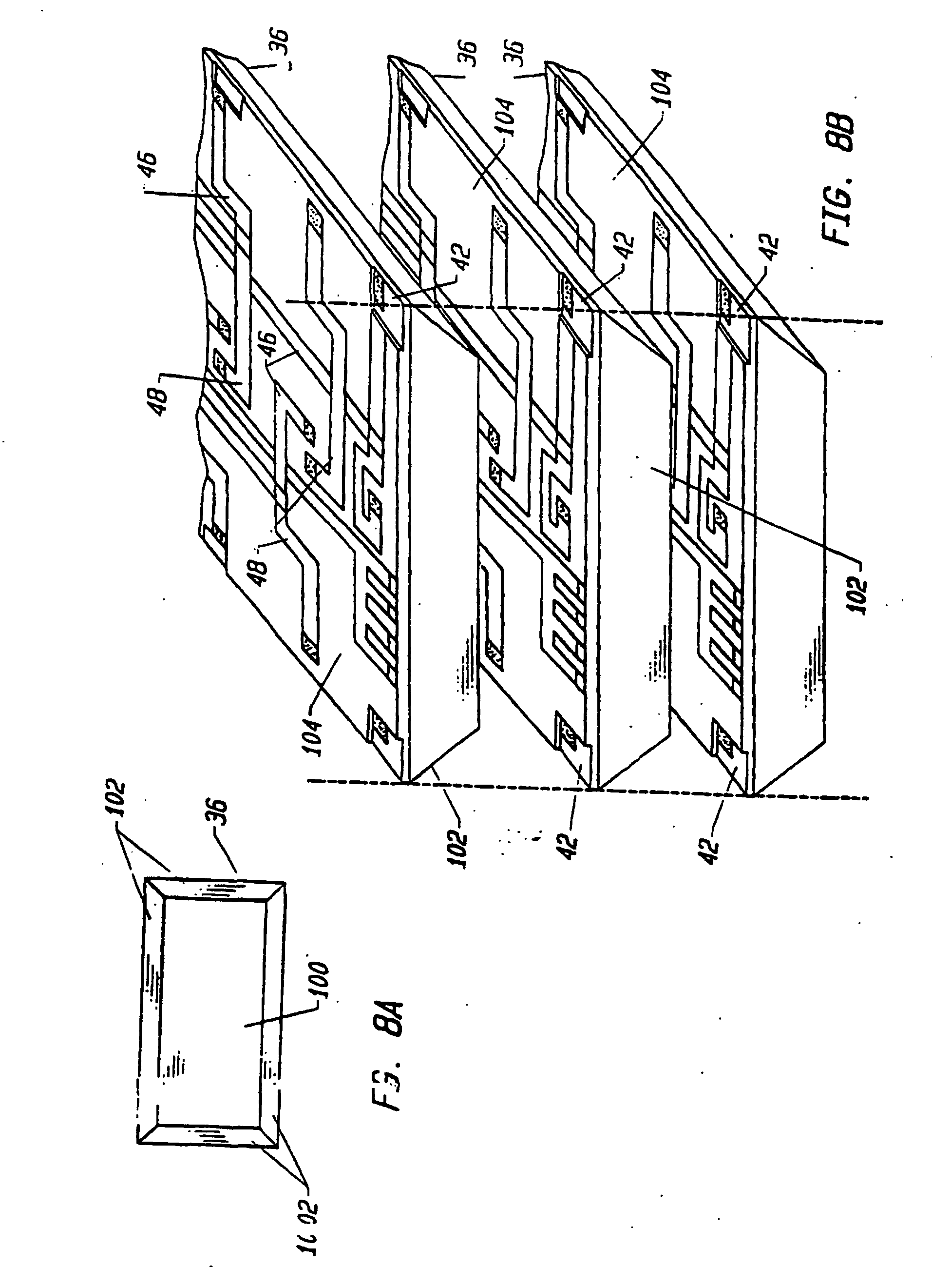 patent ep1158570b1 - vertical interconnect process for silicon segments