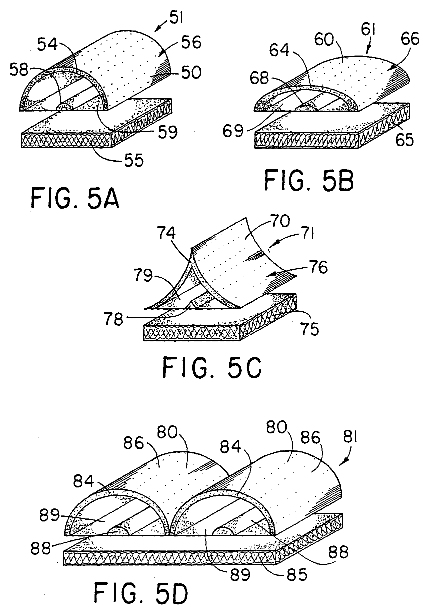 Patent EP A1 Chambre sourde et éléments structurels