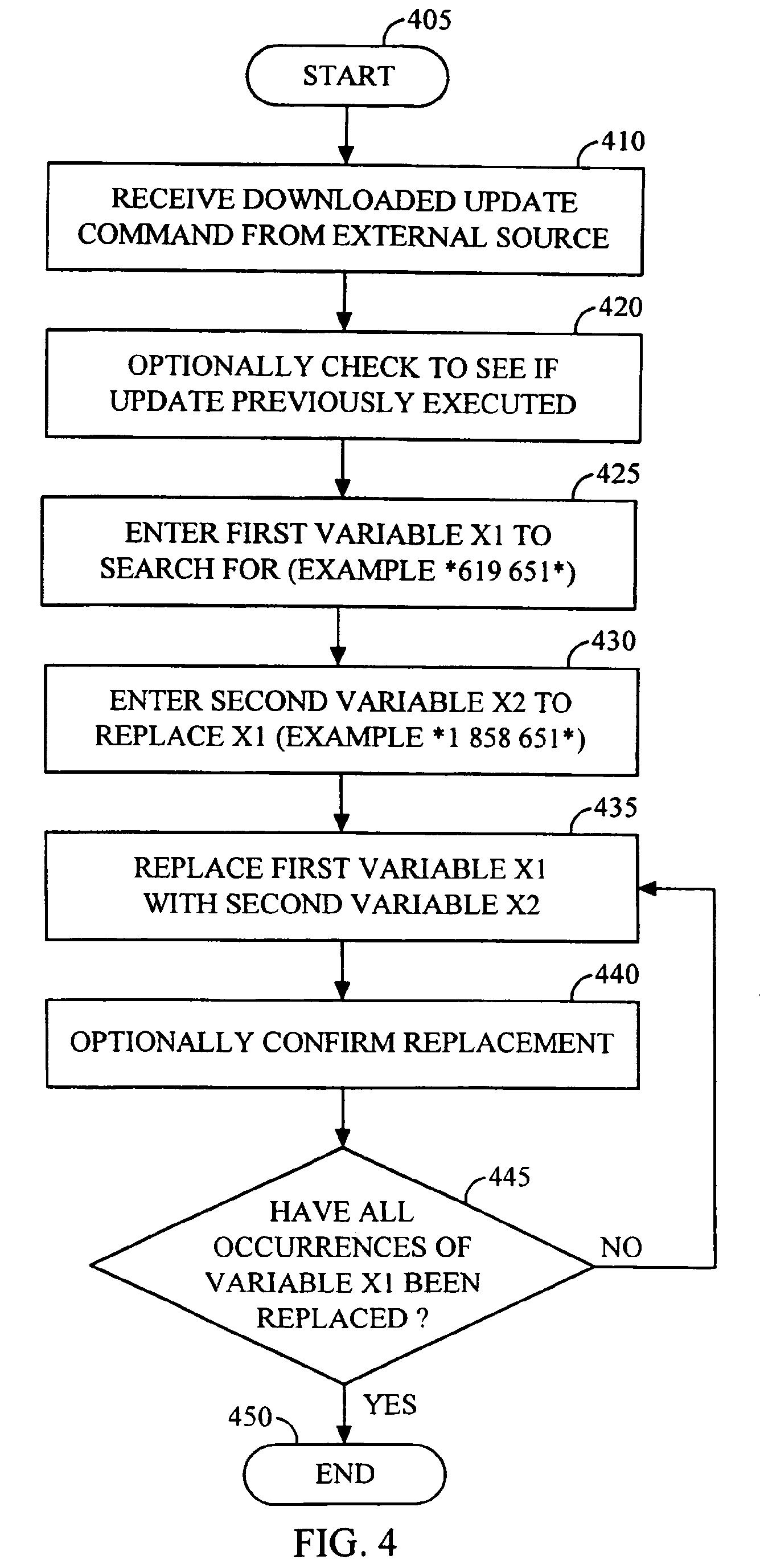 Patent ep1224790b1 such und ersetzungsmerkmale f r ein for Erfinder der sms