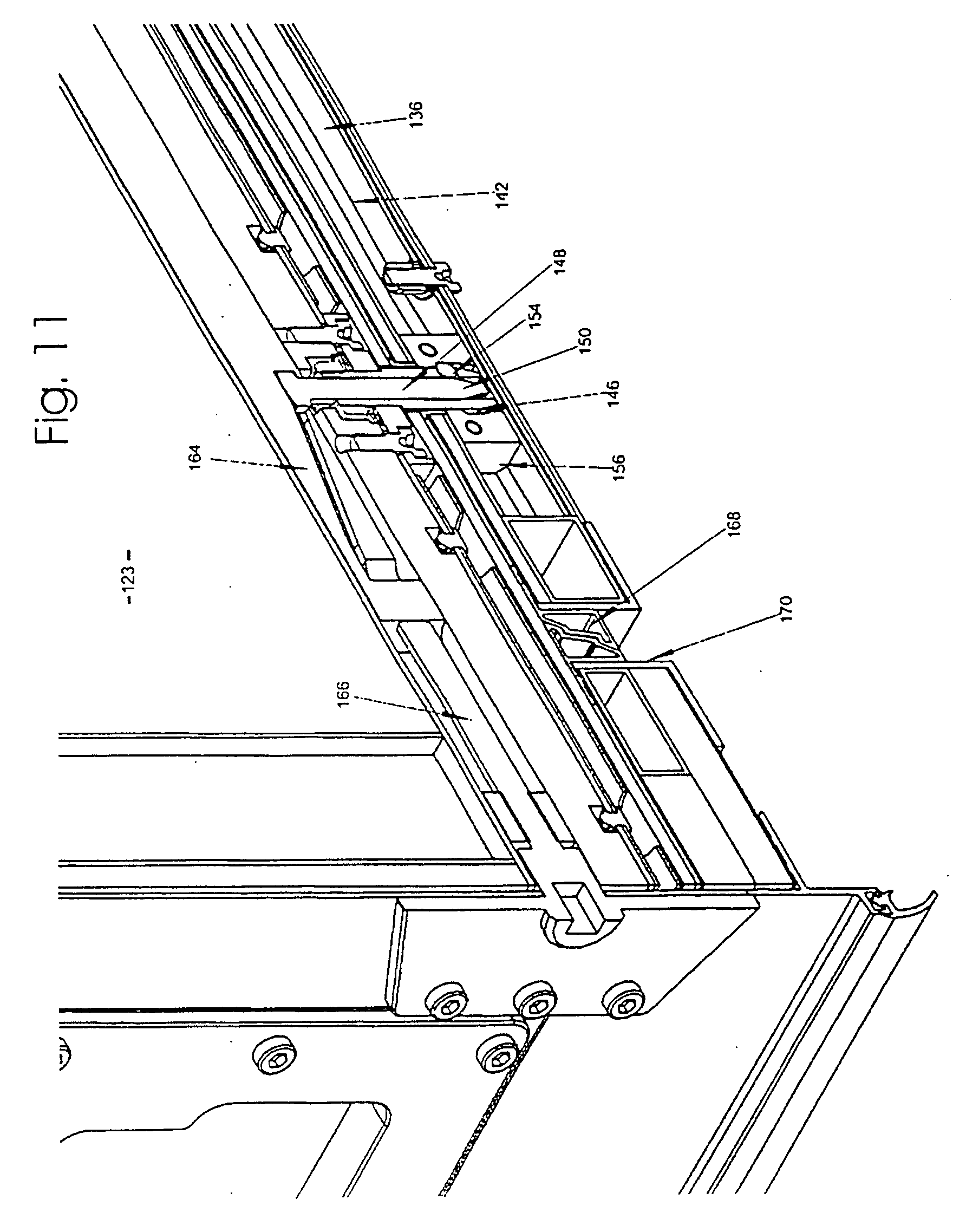 Patent EP1251207A2 - Mobile housing or working unit in container ...