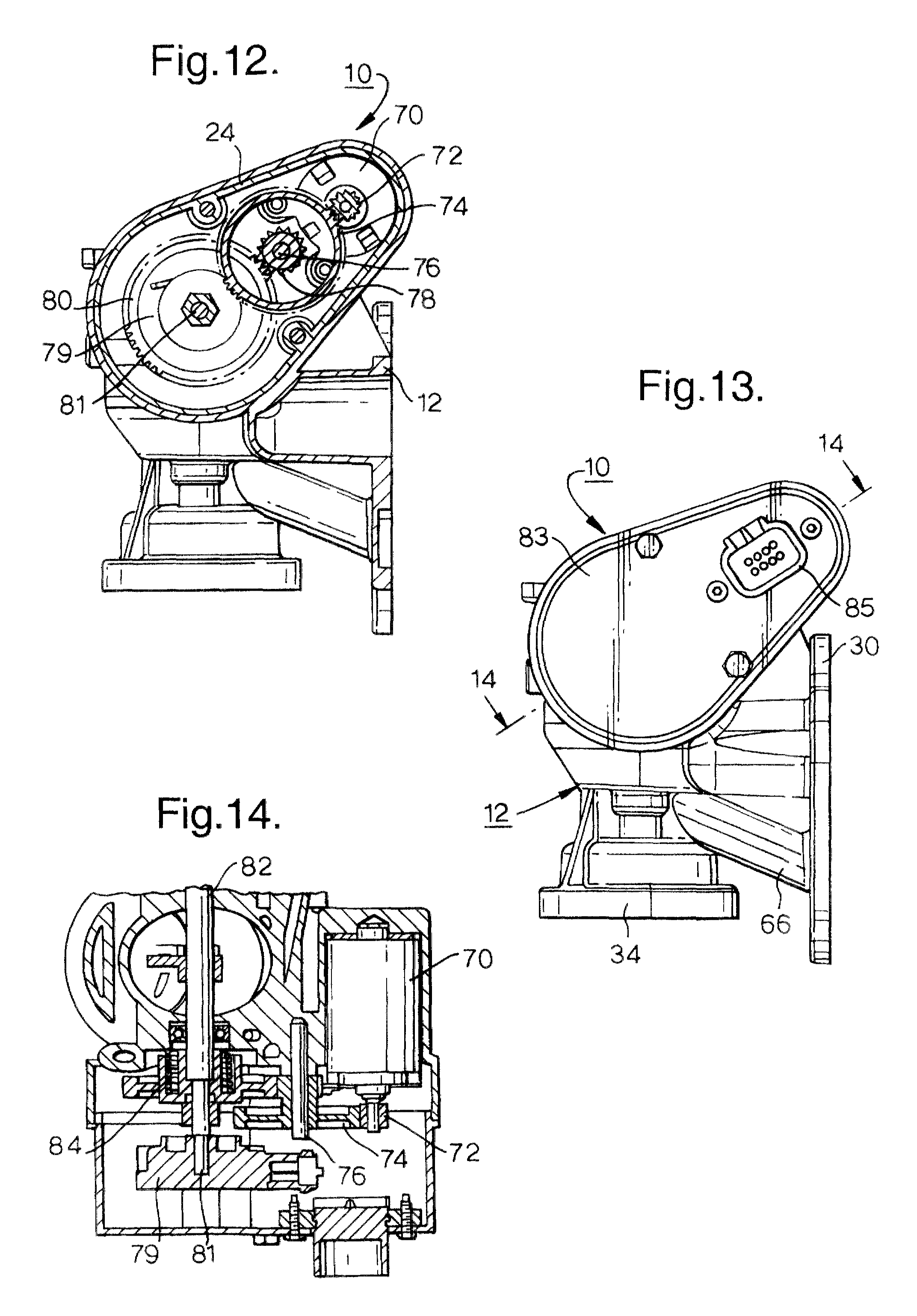 Patent EP1270924A2 - Integrated intake manifold assembly for