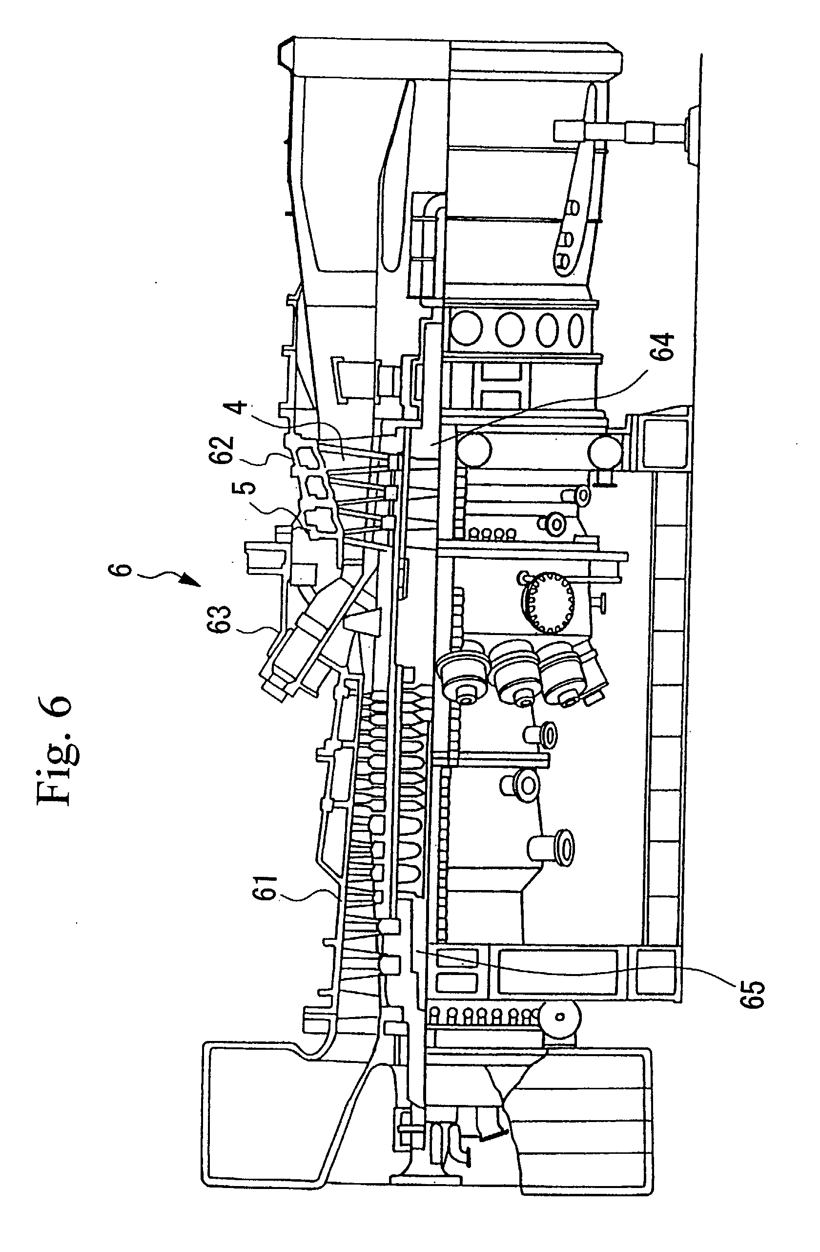 Patent EP A2 Thermal barrier coating material gas turbine