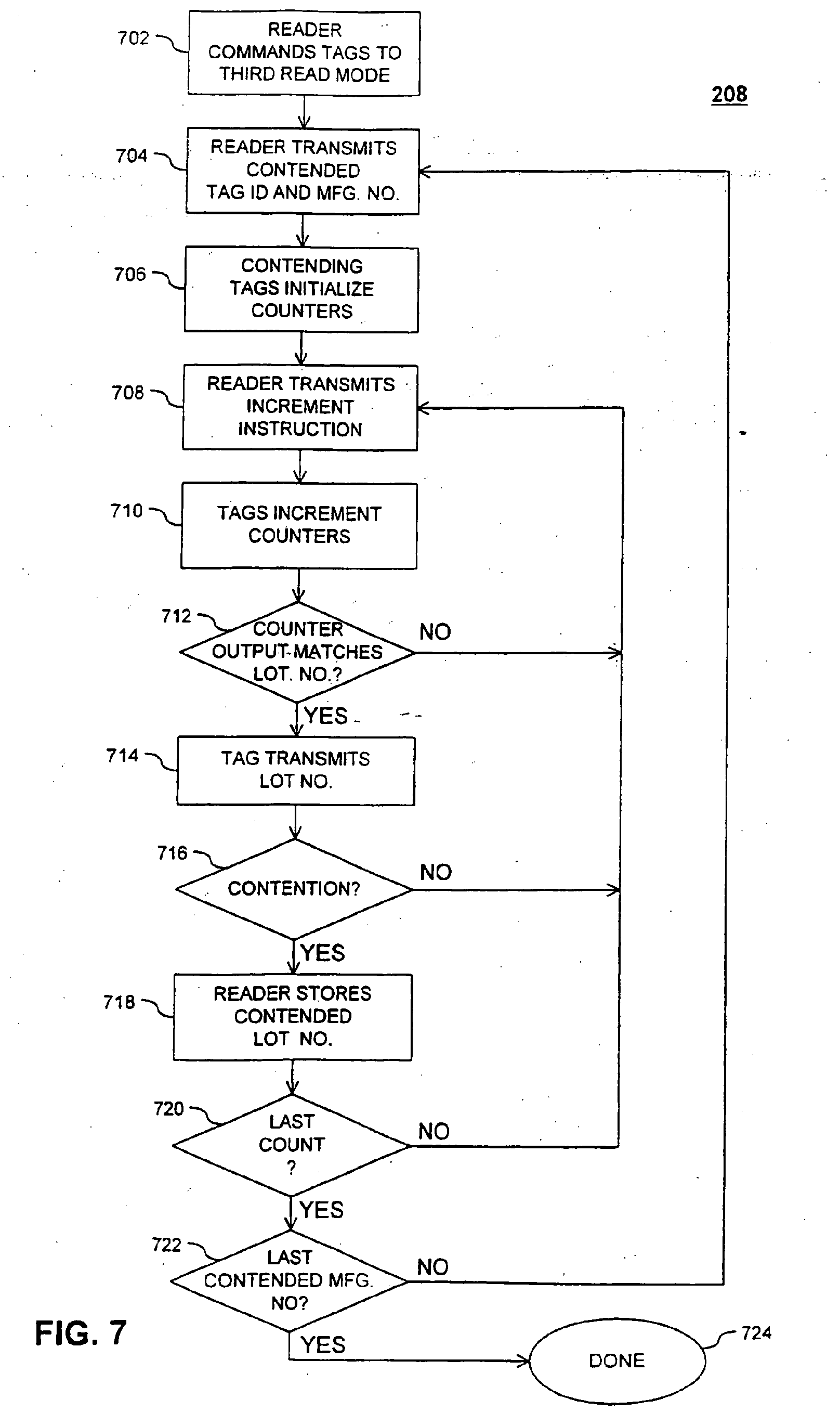 Electronic Inventory Devices : Patent ep a system and method for electronic