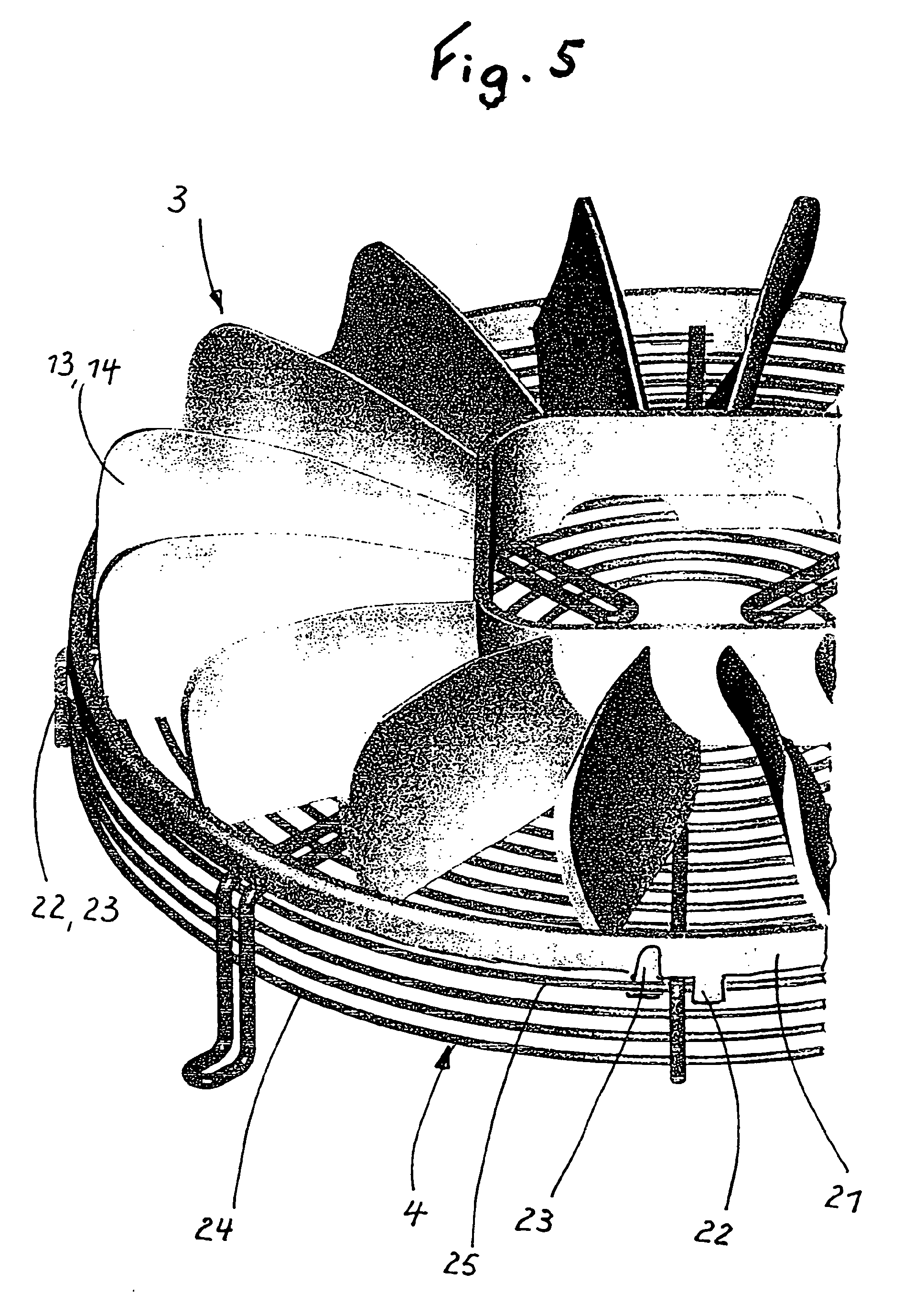 Patent EP1367262B1 - Fan, particularly for air coolers, with fan ...
