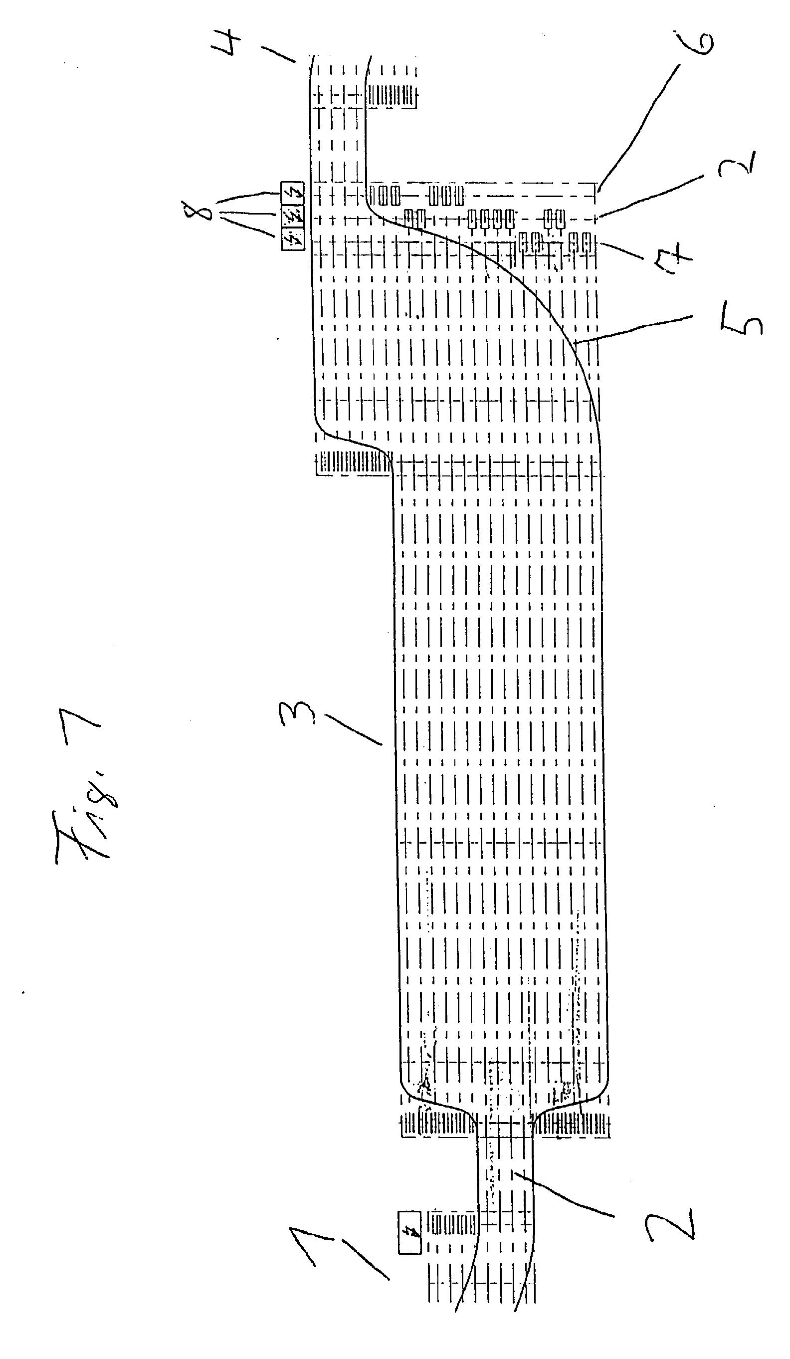 patent ep1380522a1 - niederdruck speichertisch für gefässe u. dgl, Esszimmer dekoo