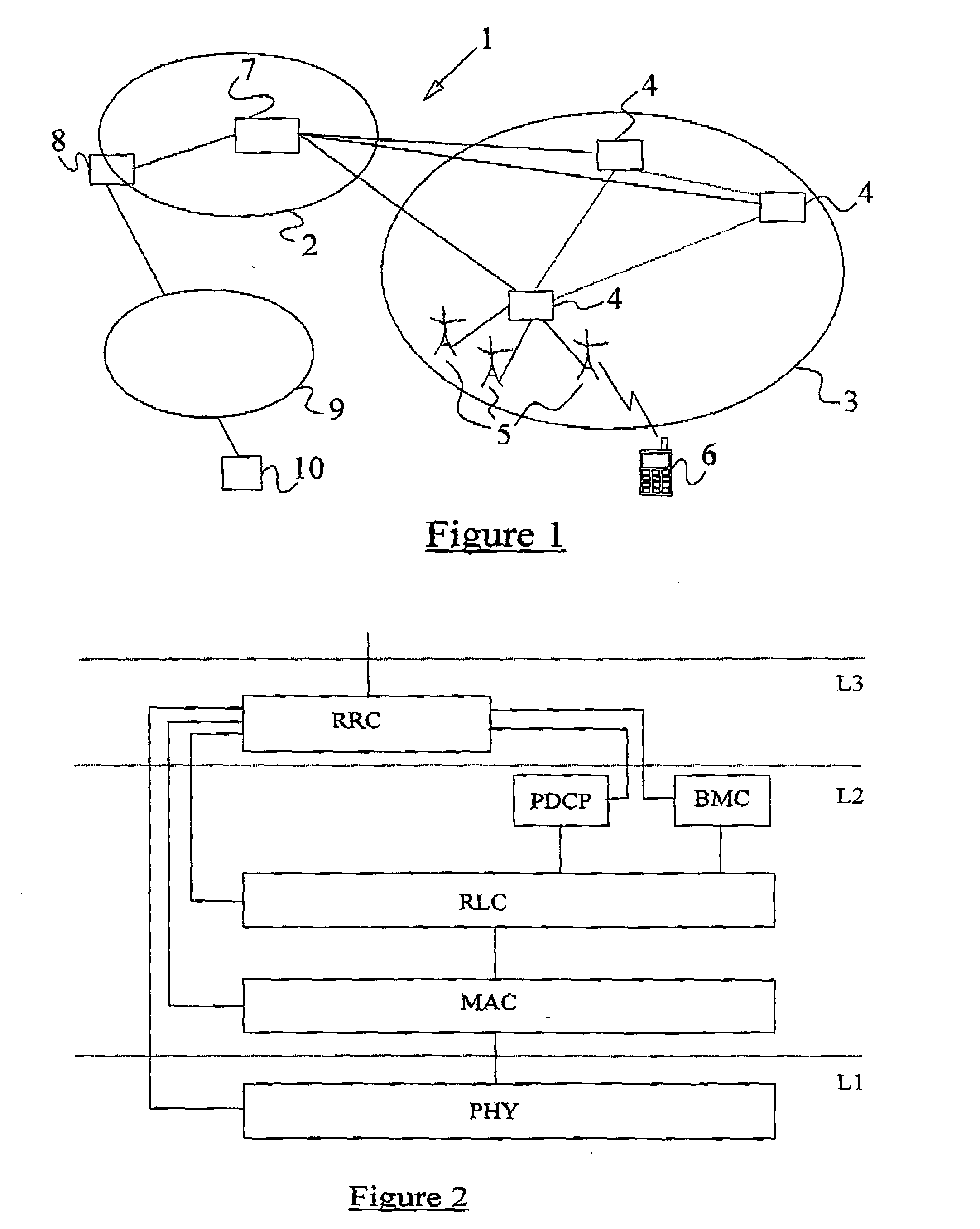 Patent ep1391128b1 congestion and delay handling in a for Ep ptable queue proc