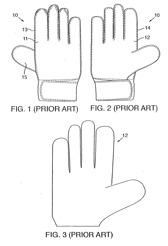 Soccer Ball Drawing Patent EP1401542B1 - S...
