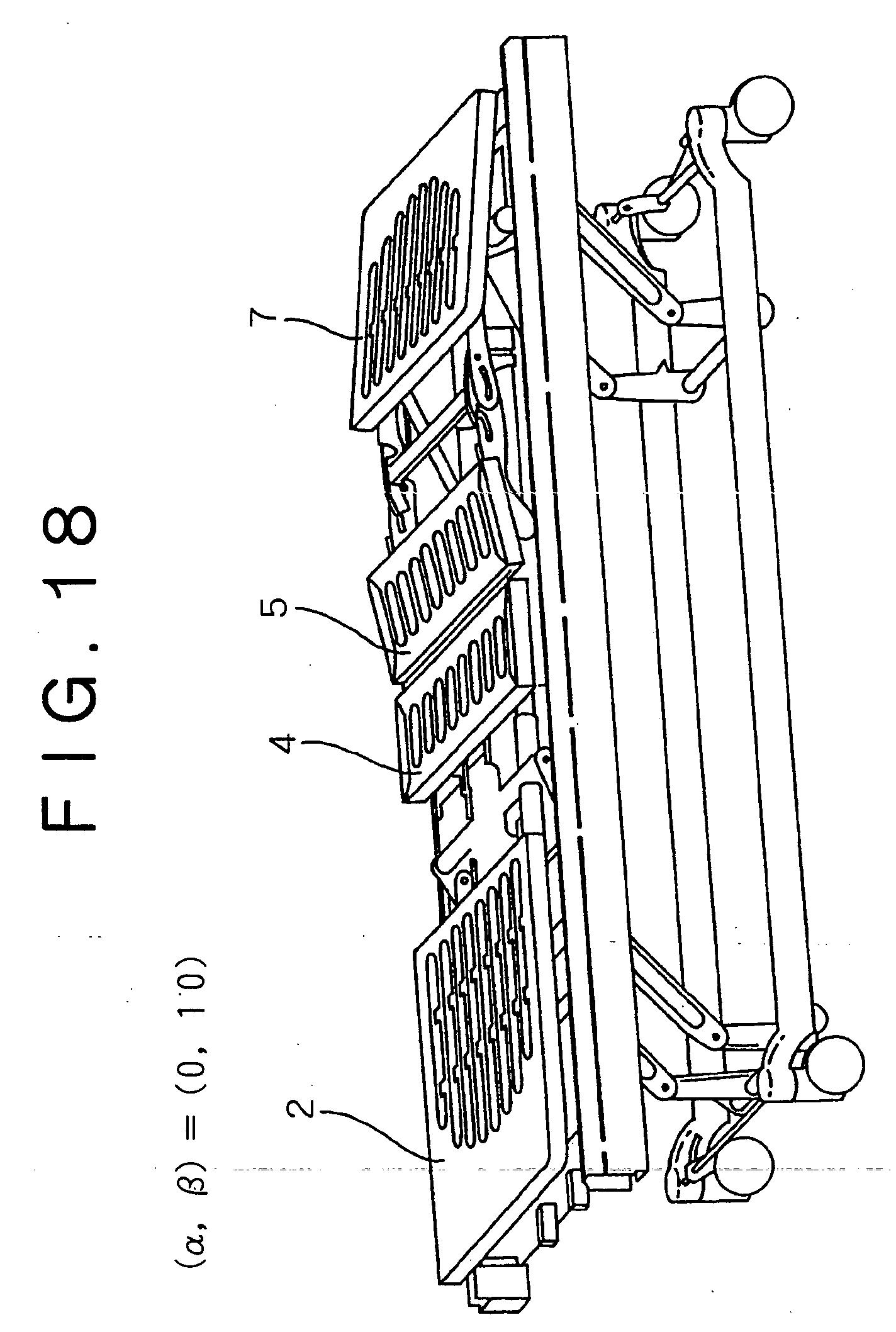 Patent Ep1413281a1 Elektrisches Bett Und