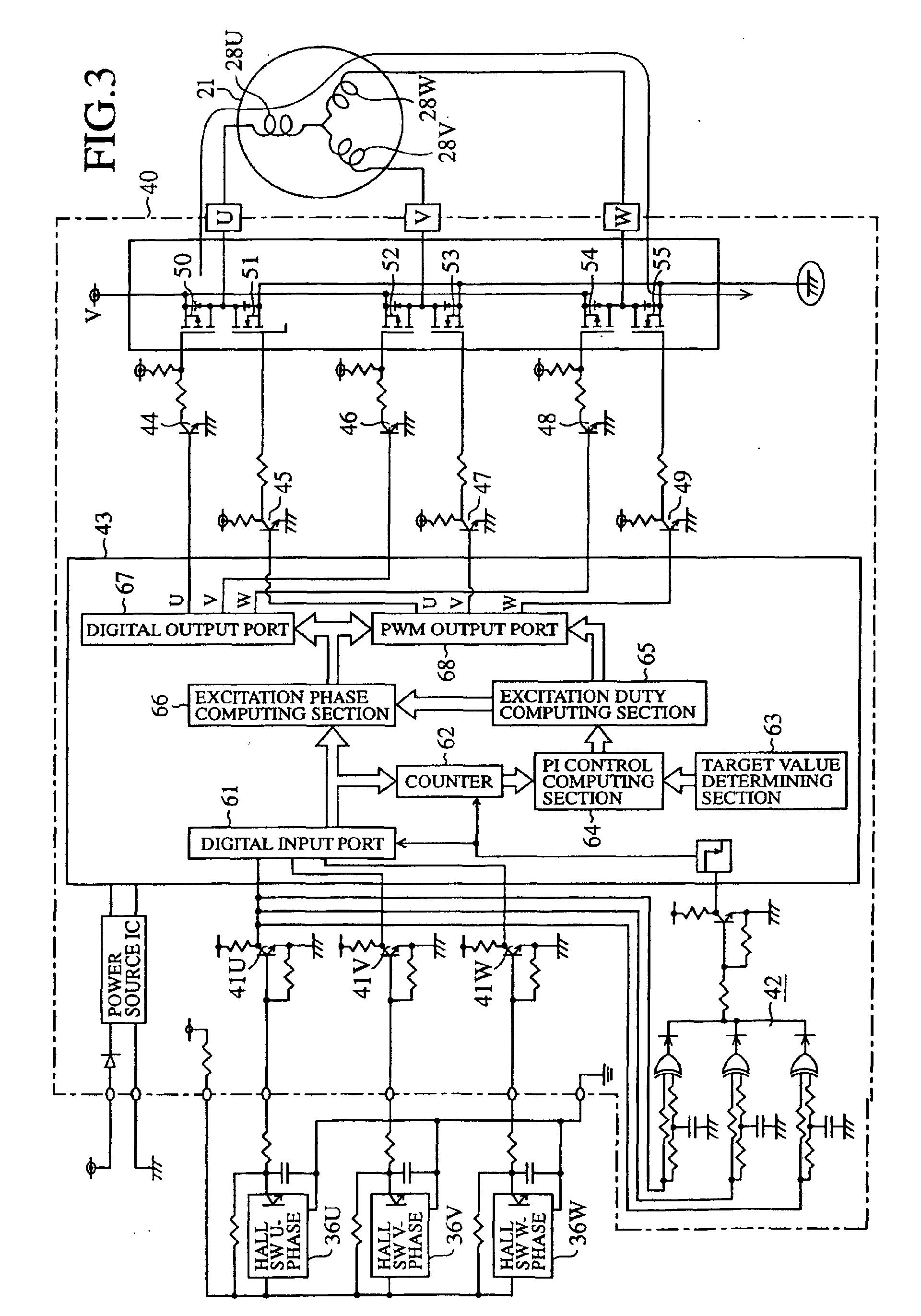 Servo Motor Stabilizer Circuit Diagram Control Page 5 Automation Circuits Nextgr Wiring Efcaviationcomdesign