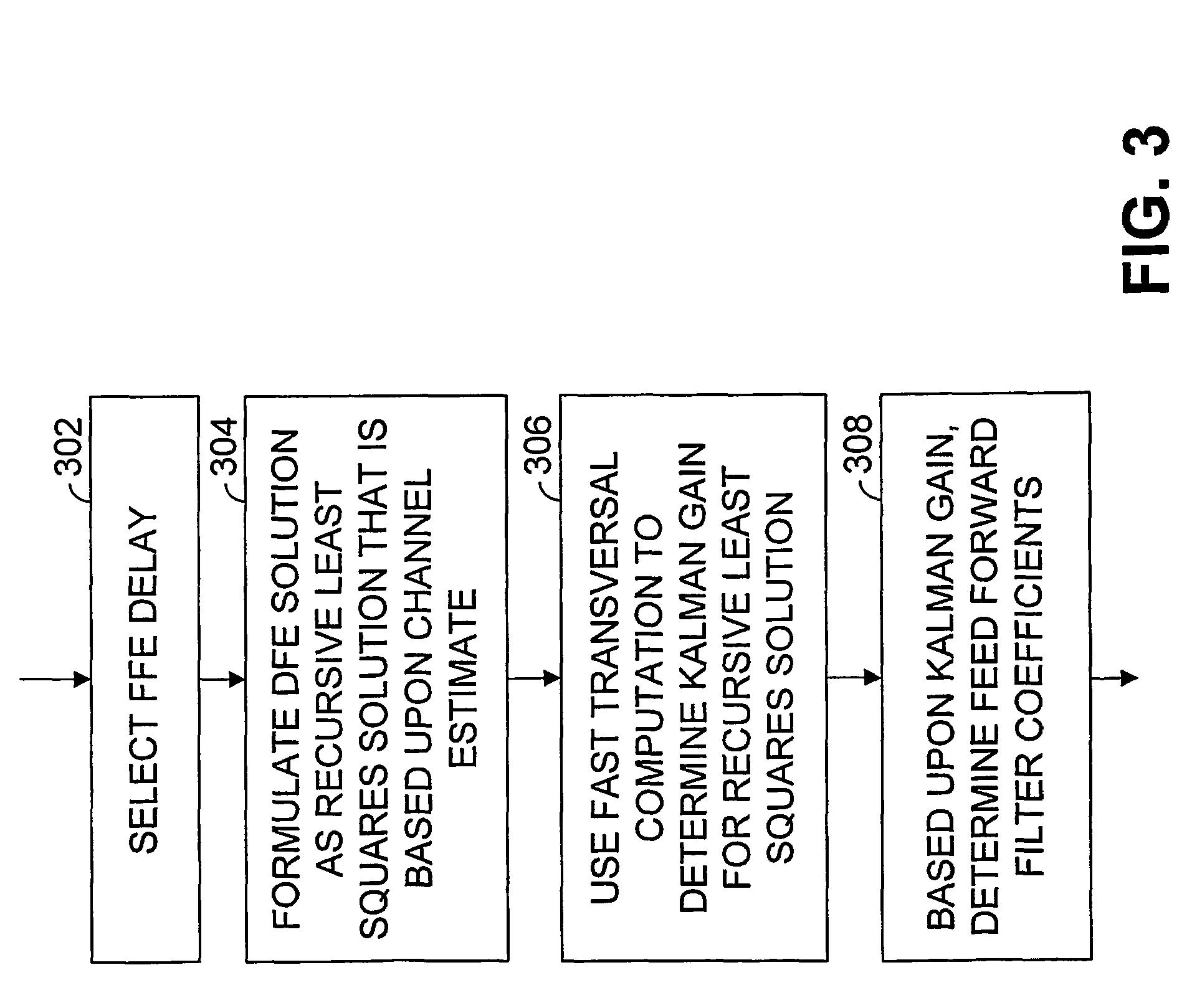patent ep1430675b1 schnelle errechnung der koeffizienten. Black Bedroom Furniture Sets. Home Design Ideas