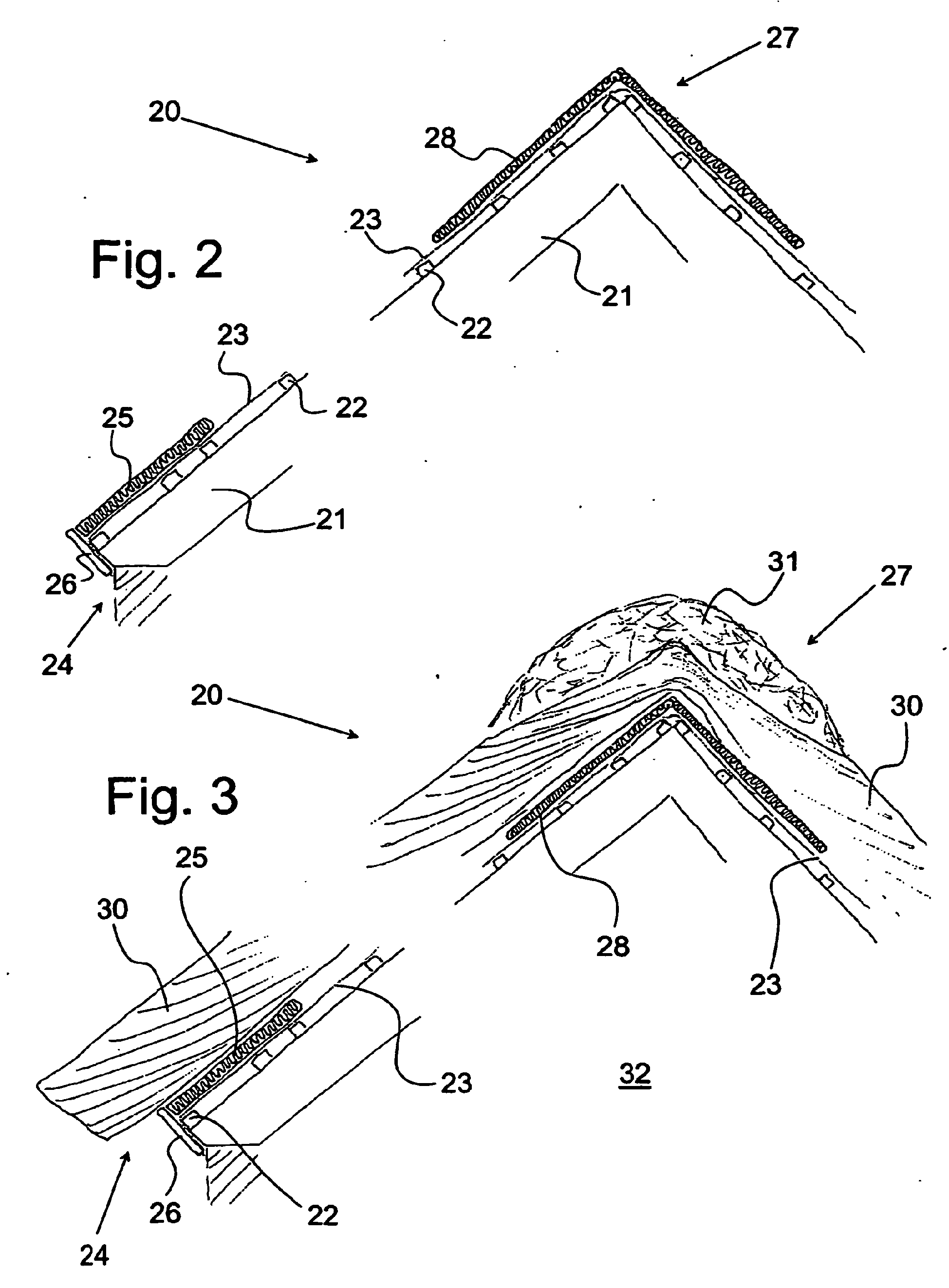 patent ep b1 fire proof construction of a thatched roof