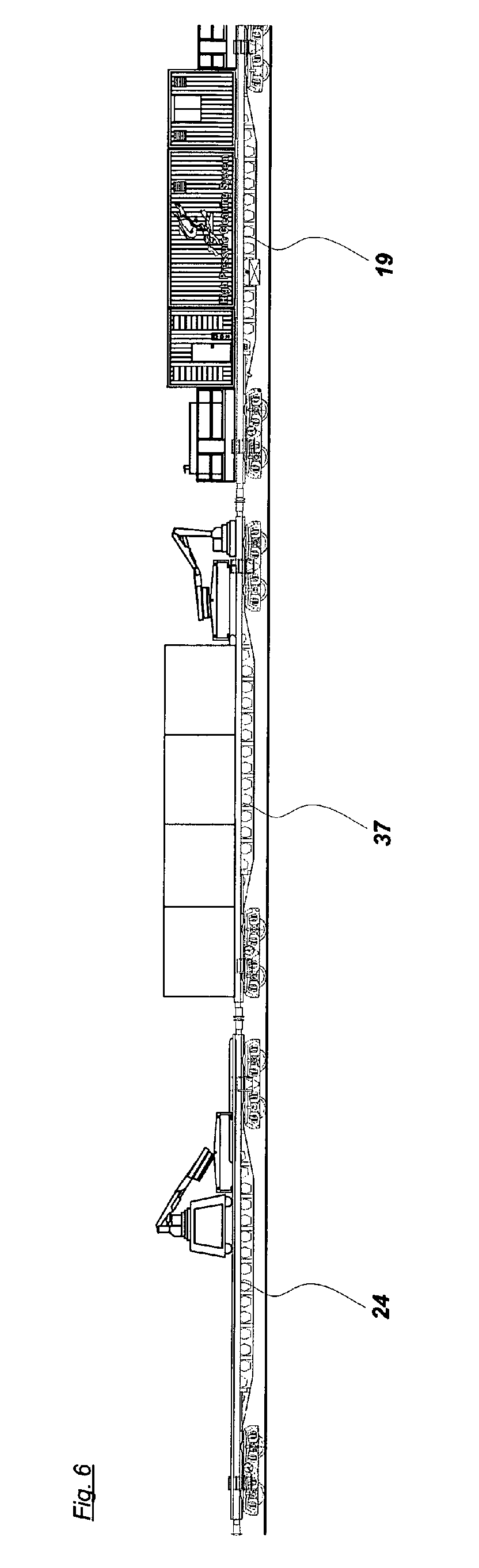 Patent EP1473409A1 - Method and device for treating sleepers ...