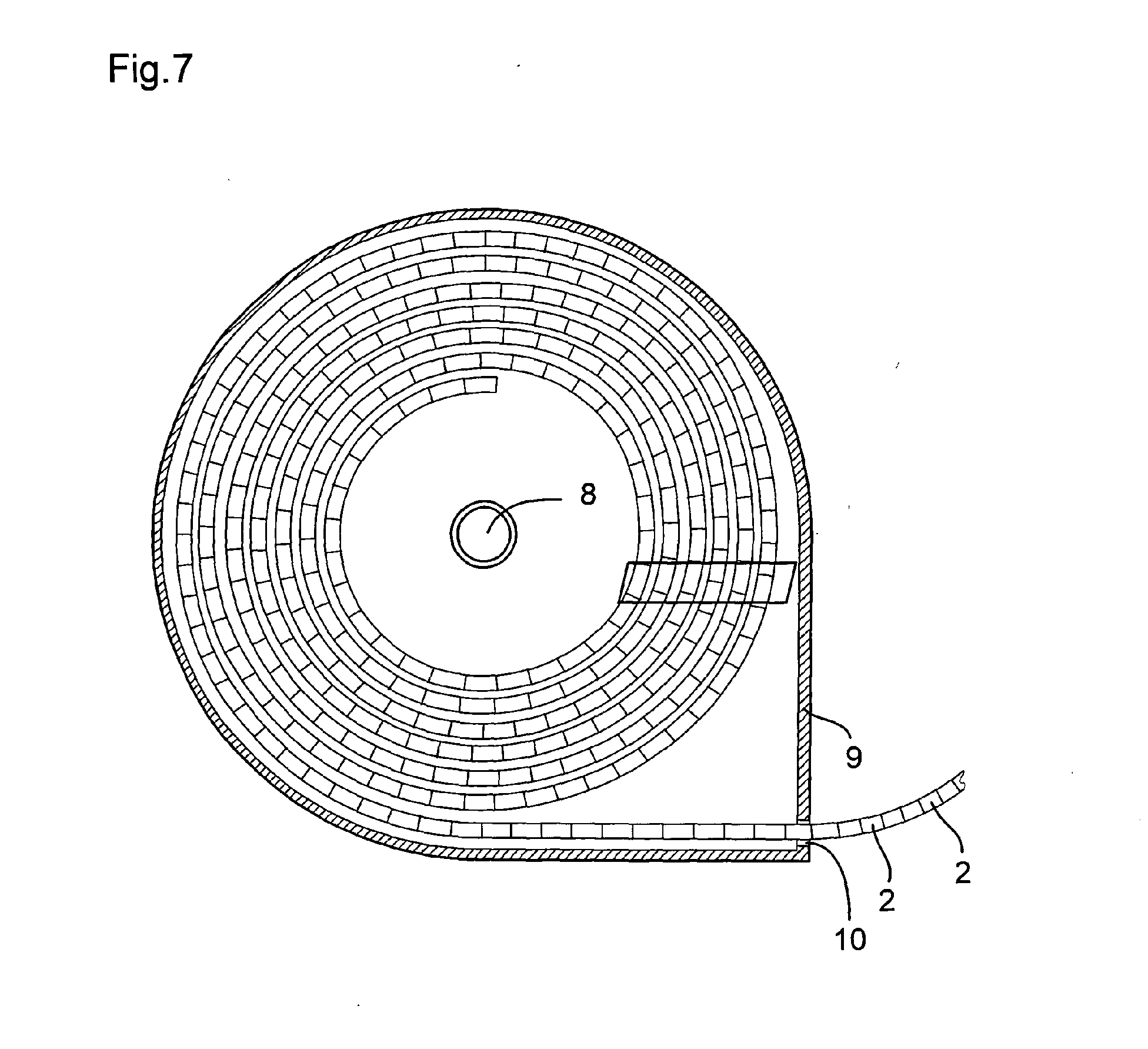 patent ep1477703a2 masse d 39 quilibrage pour roue de v hicule google patents. Black Bedroom Furniture Sets. Home Design Ideas