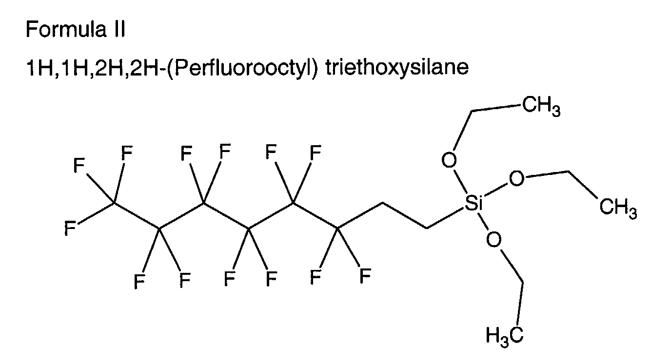 Patent Ep1479738a1 Hydrophobic Coatings Comprising