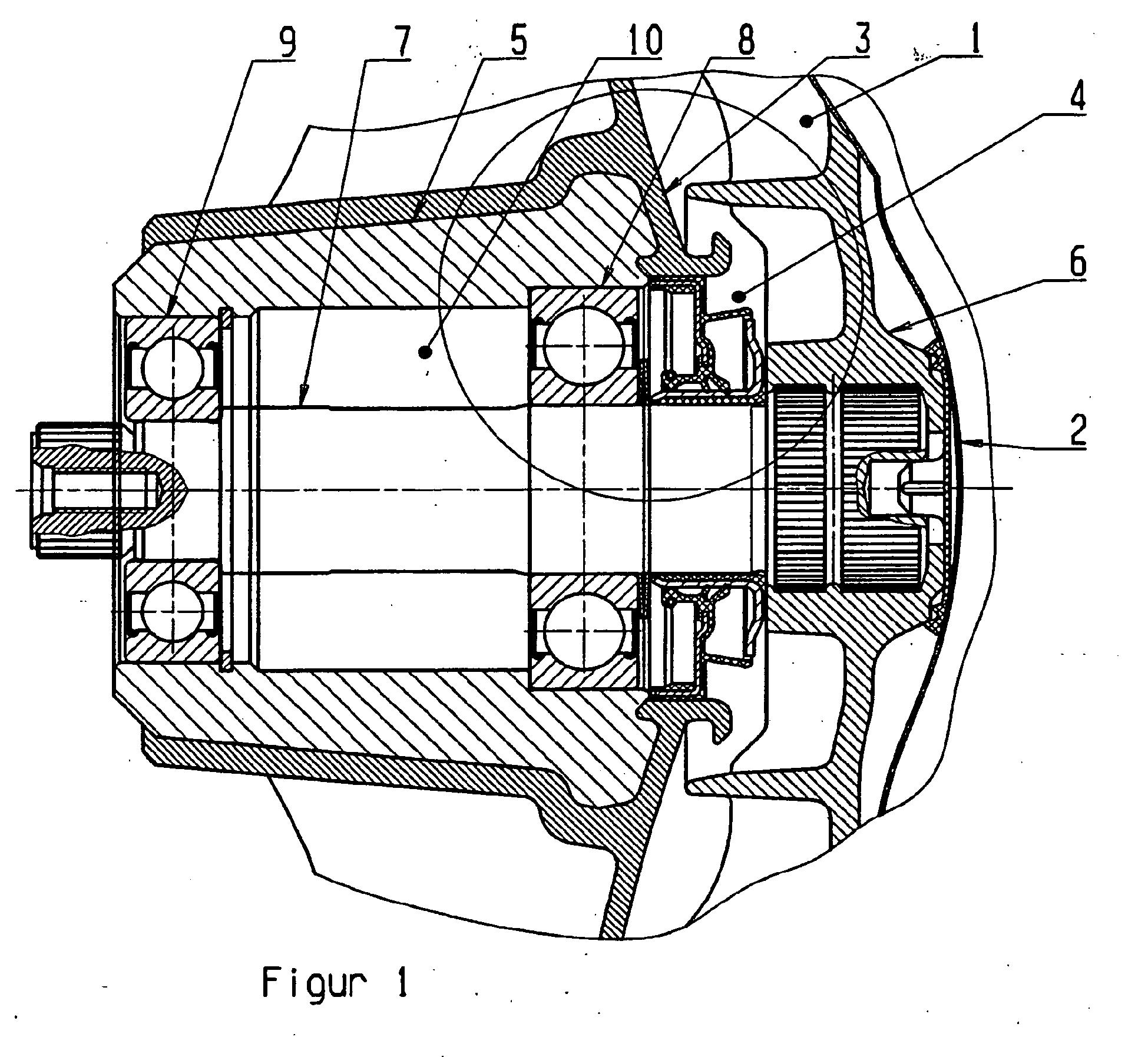 patent ep1514966b1 waschmaschine mit einer dichtungsanordnung google patents. Black Bedroom Furniture Sets. Home Design Ideas