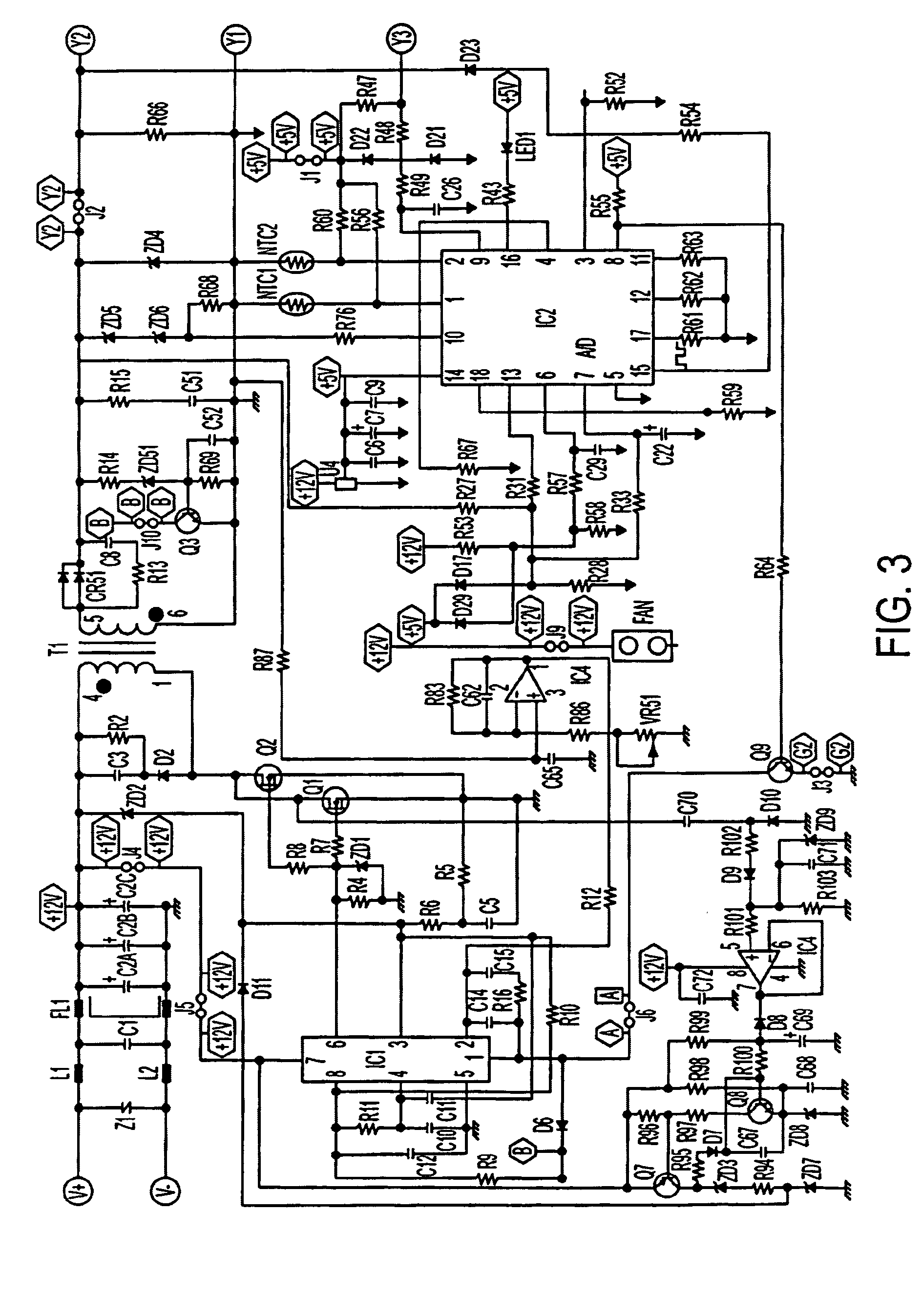 Makita Battery Charger Wiring Diagram Diagrams Trickle Patent Ep1523082a1 With Presence Circuit Marine