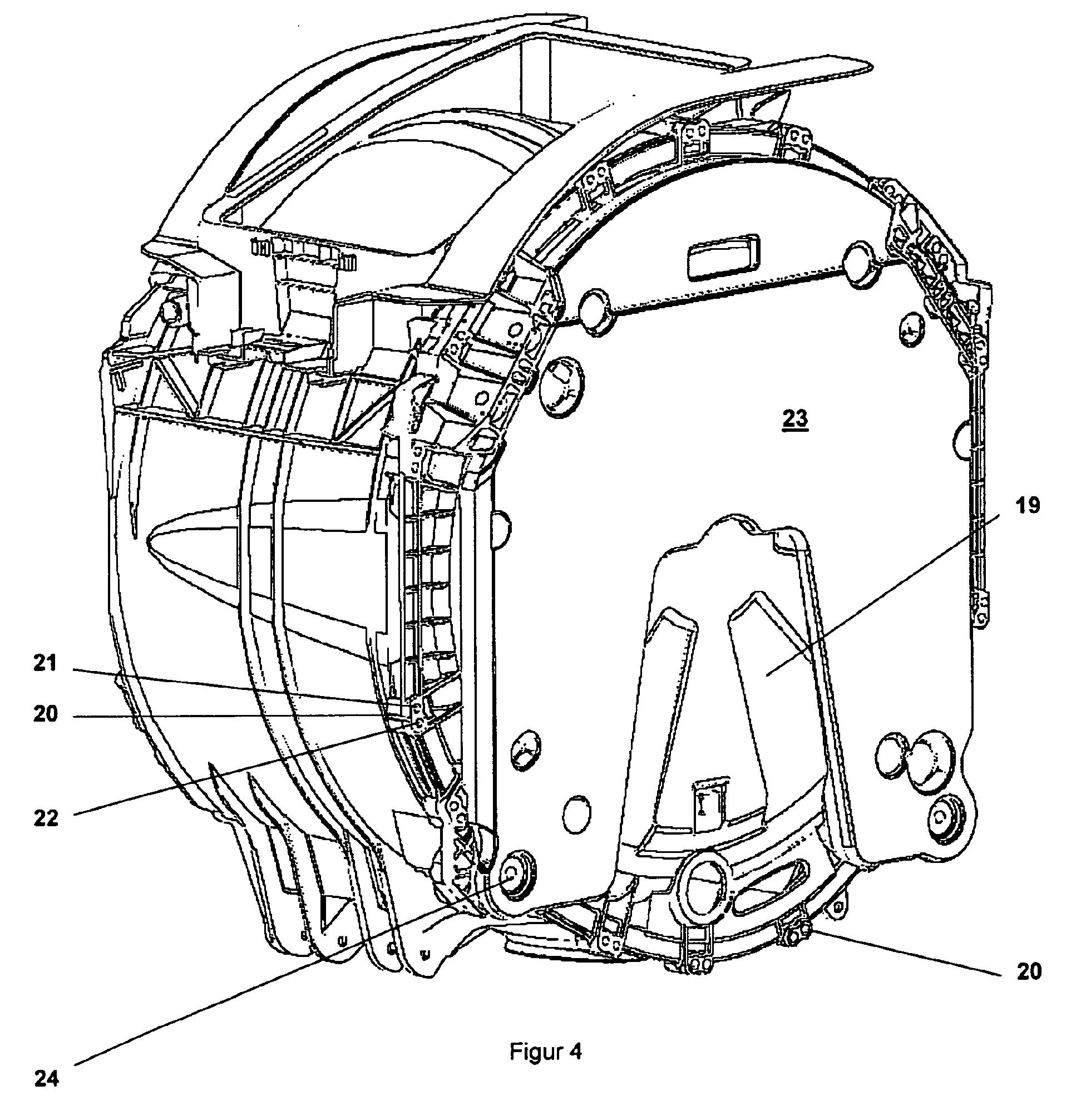 patent ep1528136a2 waschaggregat f r eine waschmaschine mit einem laugenbeh lter aus. Black Bedroom Furniture Sets. Home Design Ideas
