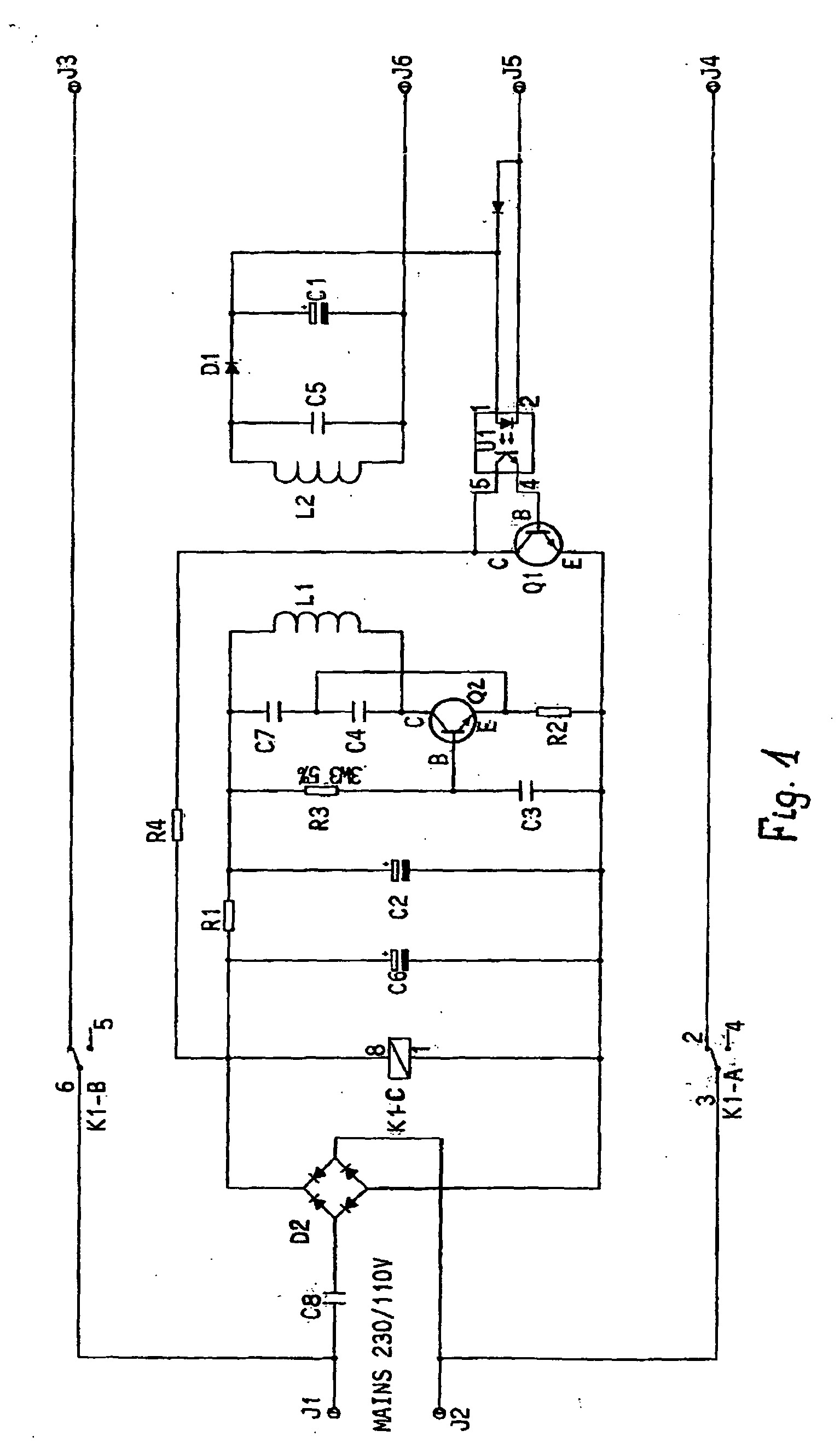 imgf0001 patent ep1535382b1 an off mains device for electrical okin dual motor lift chair wiring diagram at cos-gaming.co