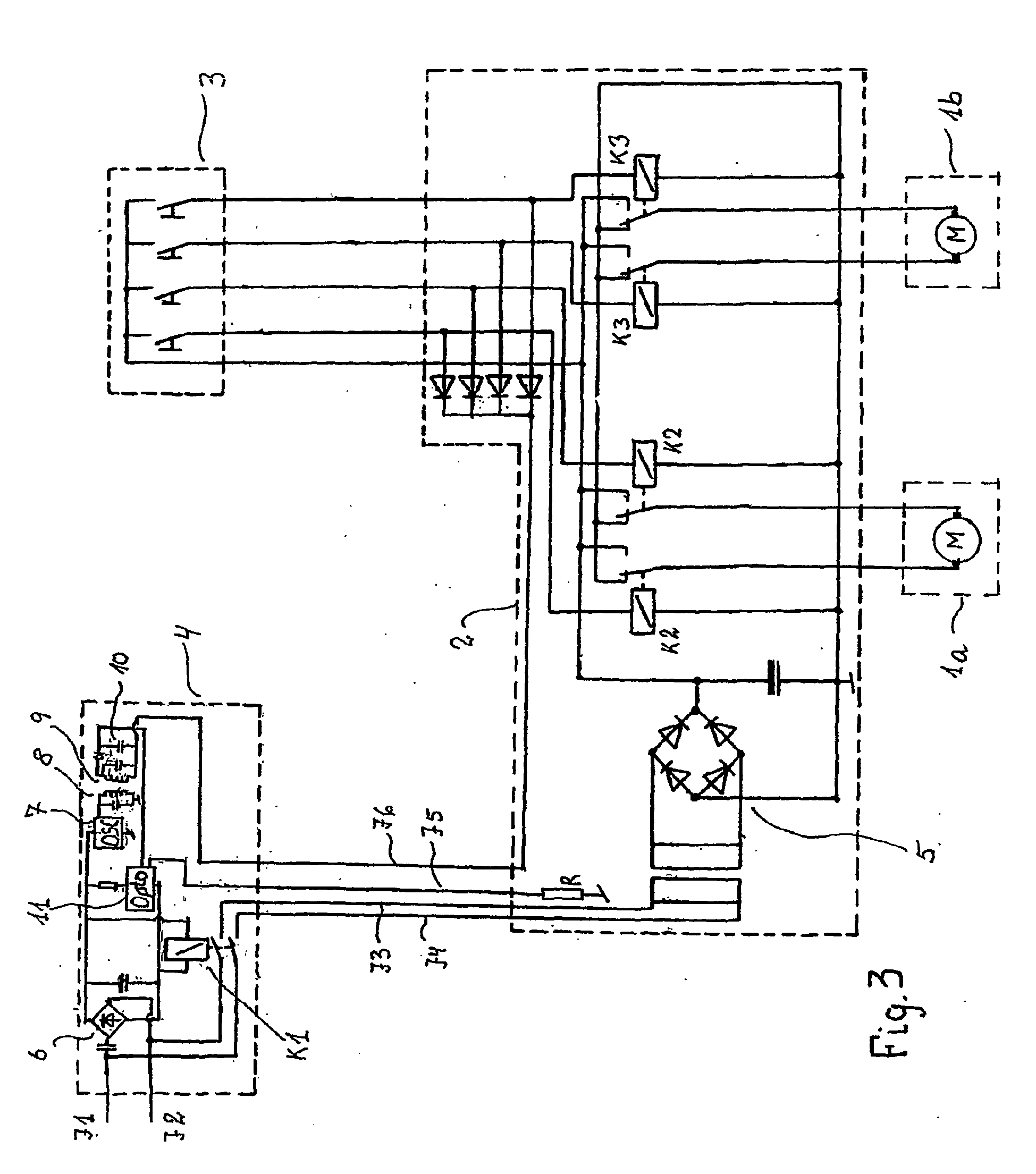 imgf0003 patent ep1535382b1 an off mains device for electrical okin dual motor lift chair wiring diagram at cos-gaming.co