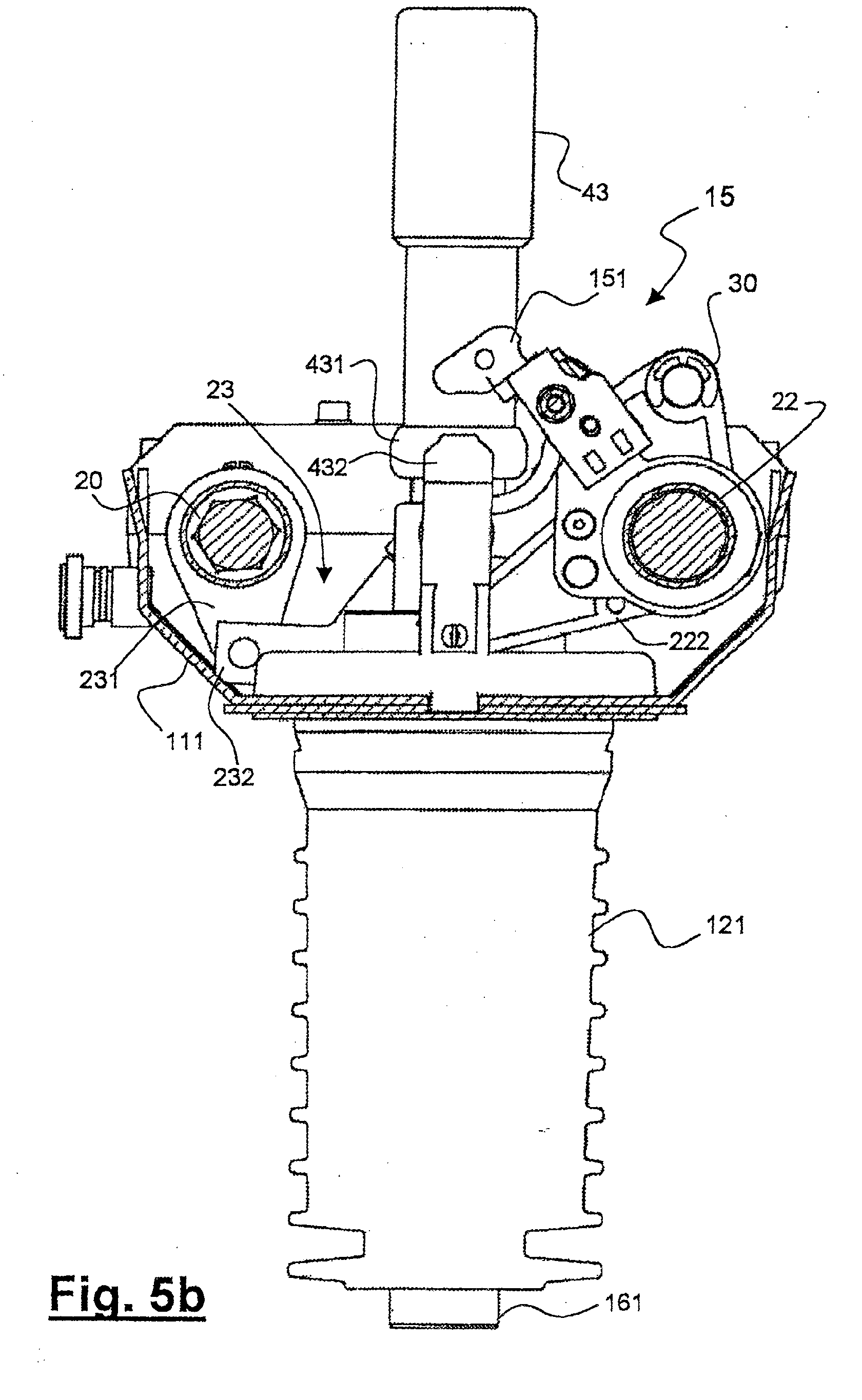 Patent EP1538650A2 - Isolator/circuit-breaker device for electric ...