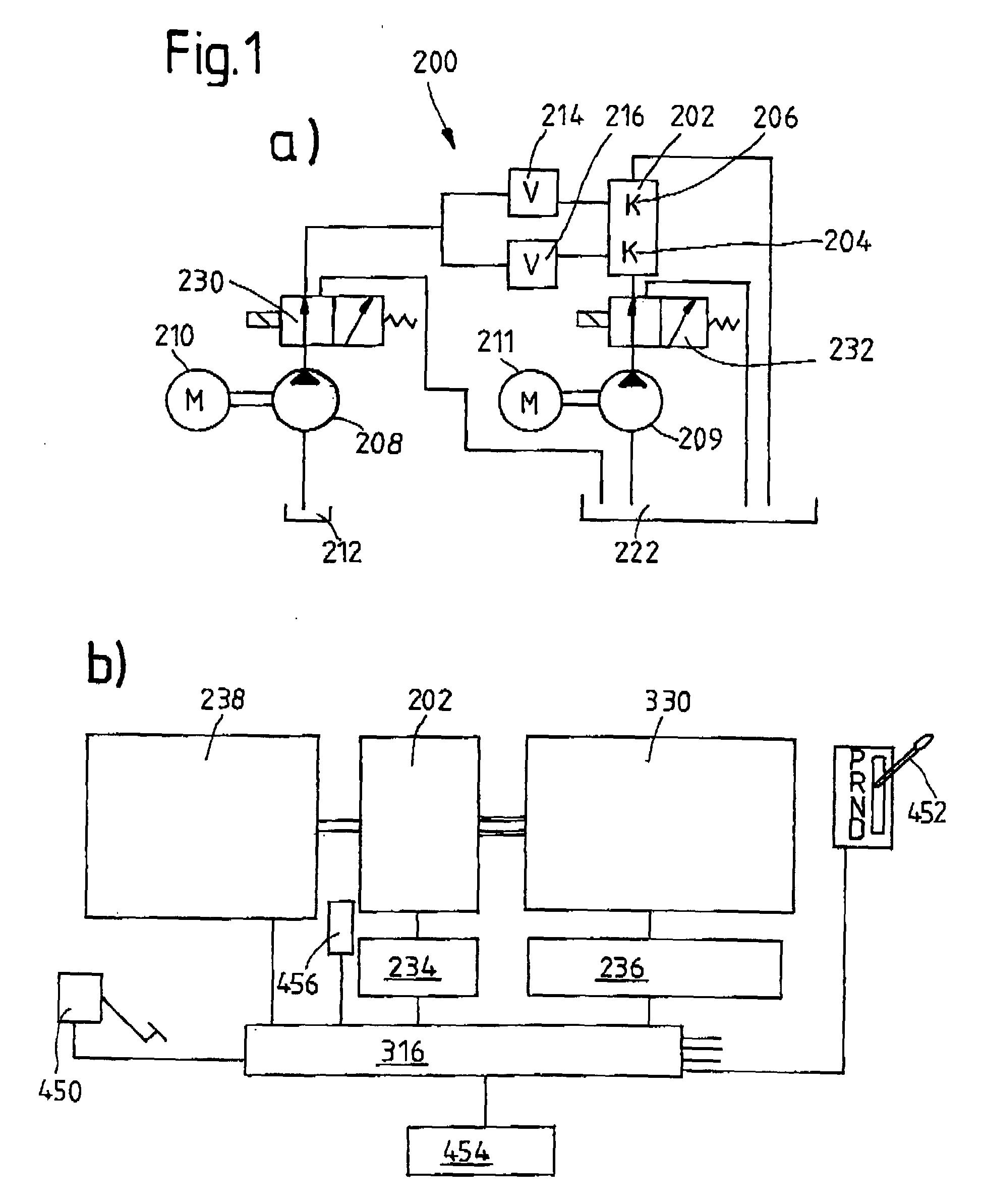 Patent EP1544513B1 - Kraftfahrzeug mit einem eine Mehrfach ...
