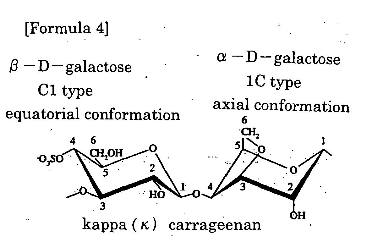 Patent EP1559695A1 - L...D Galactose