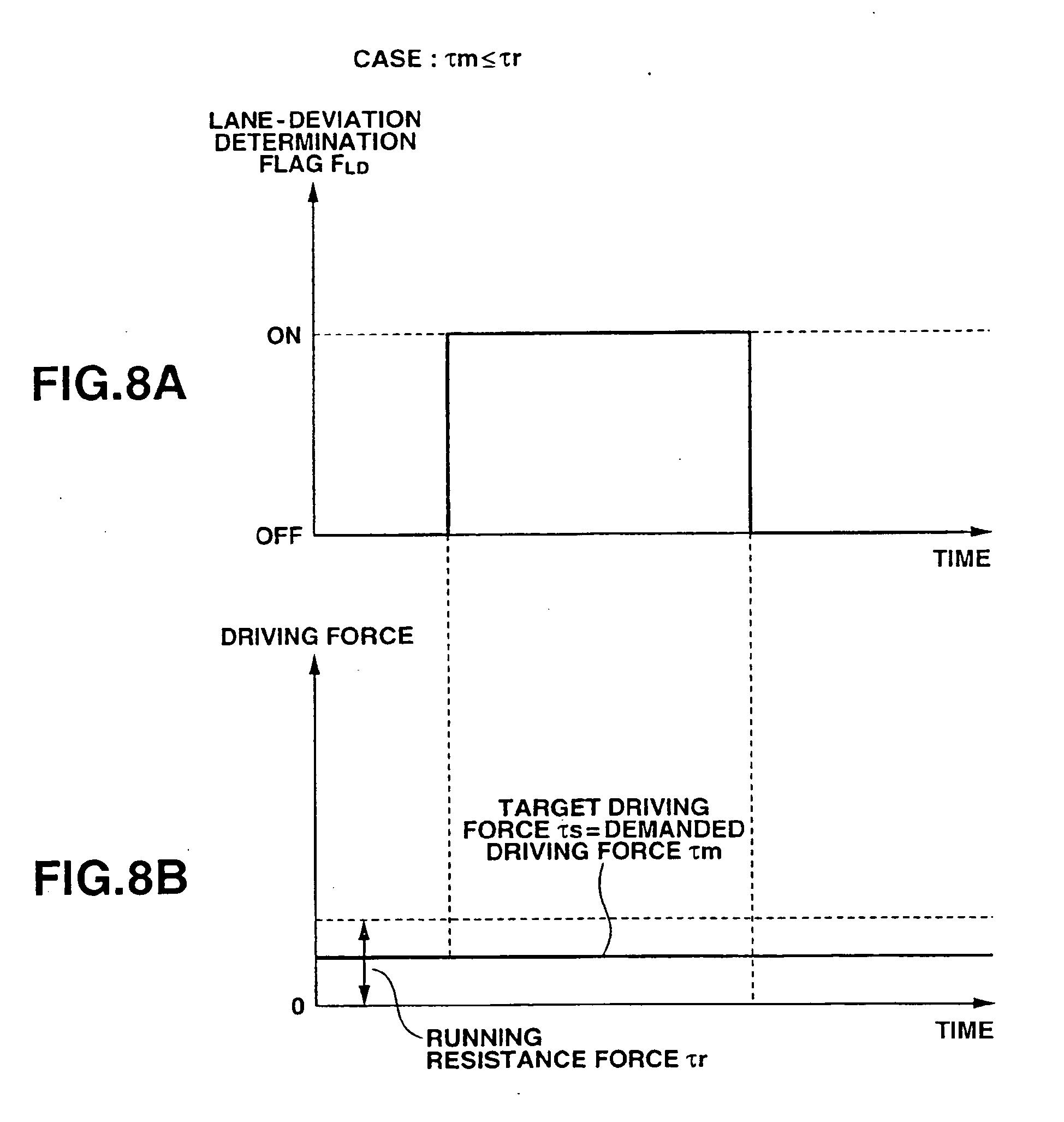 patent ep1561629b1 system zur vermeidung einer abweichung von der fahrspur google patents. Black Bedroom Furniture Sets. Home Design Ideas