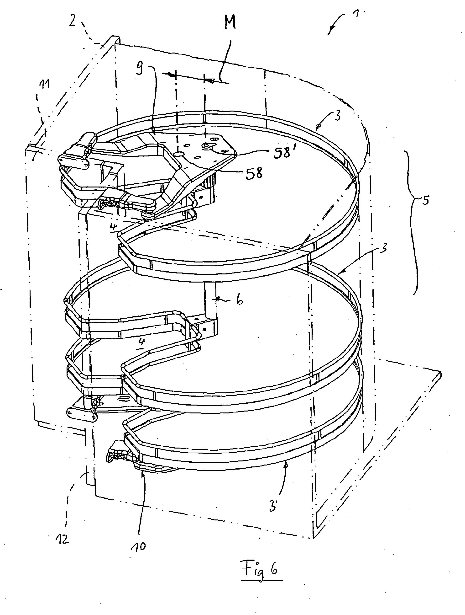 Patent EP1597985B1 - Eckschrank, insbesondere Kücheneckschrank ... | {Kücheneckschrank 19}