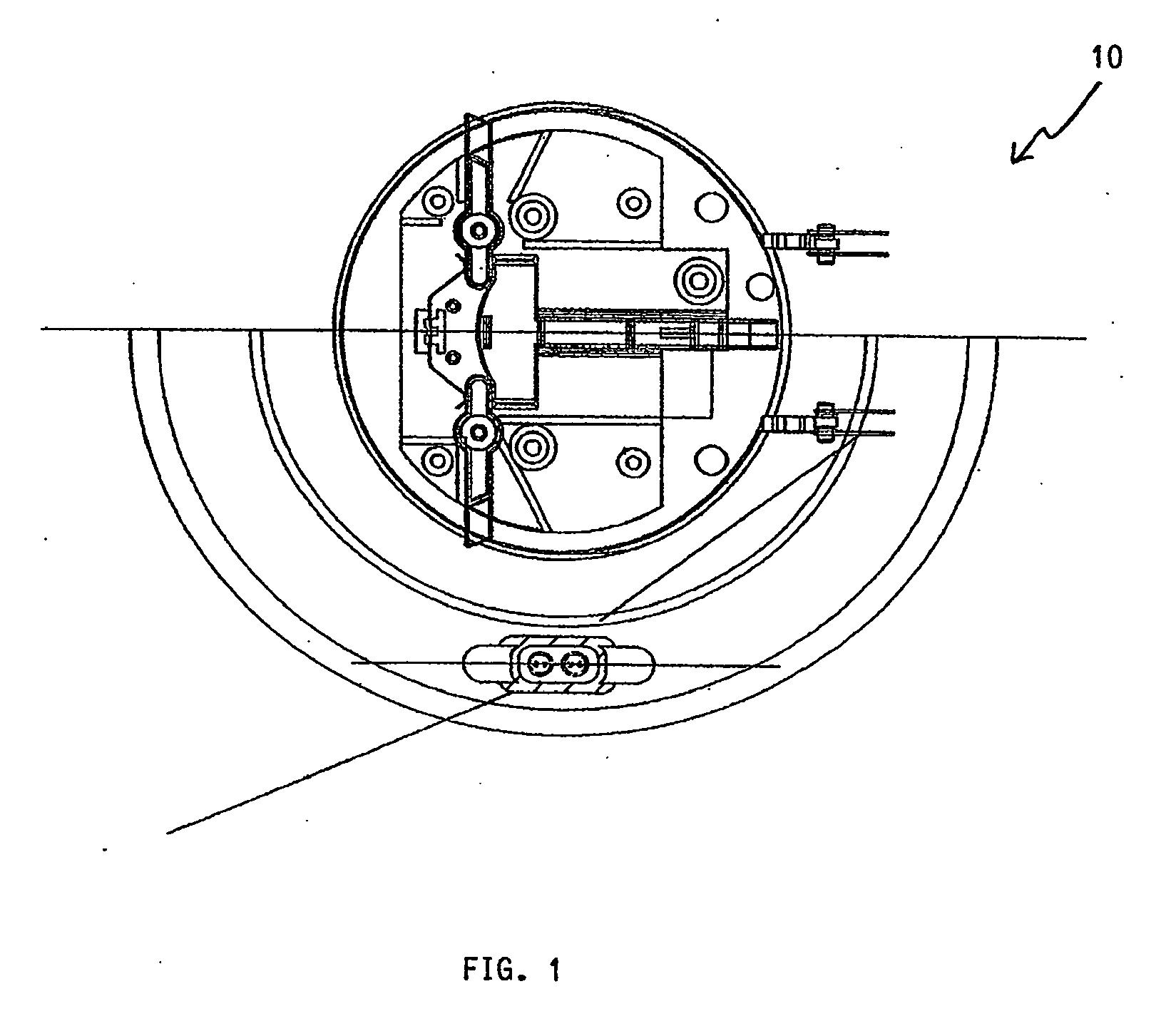 Patent EP1597989B1 - Electric kettle having LED ...
