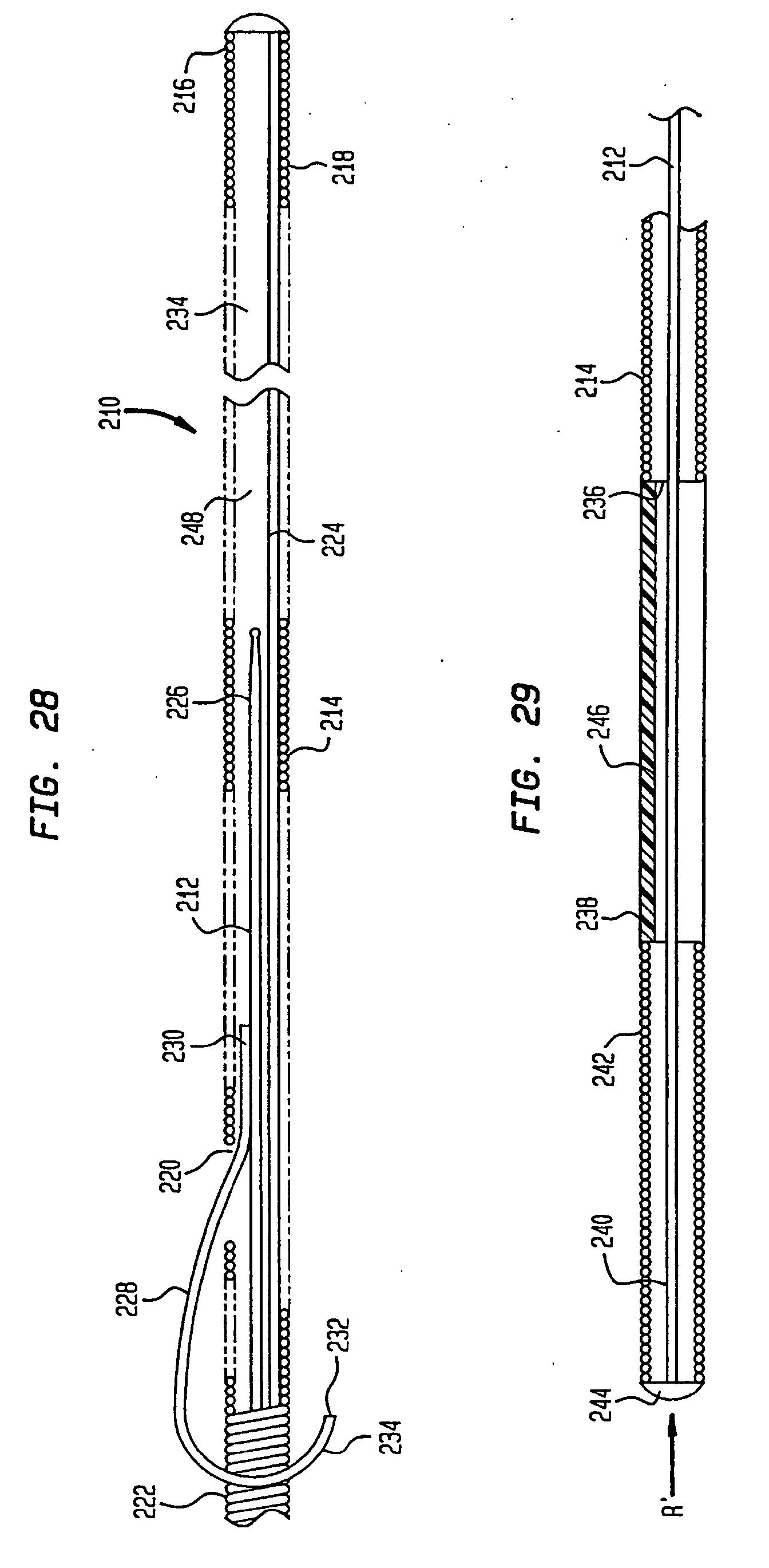 Patent ep1598016a2 f hrungsdraht mit l sbarem anker - Anker englisch ...