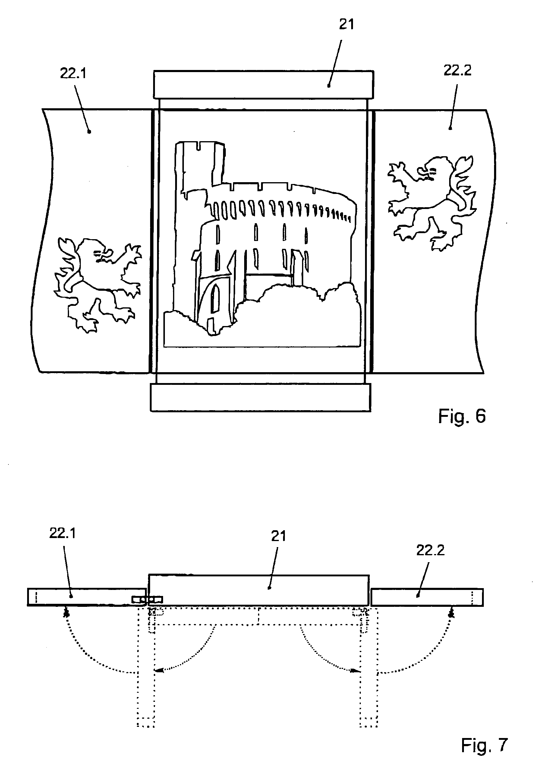 patent ep1598496a2 wand google patents. Black Bedroom Furniture Sets. Home Design Ideas