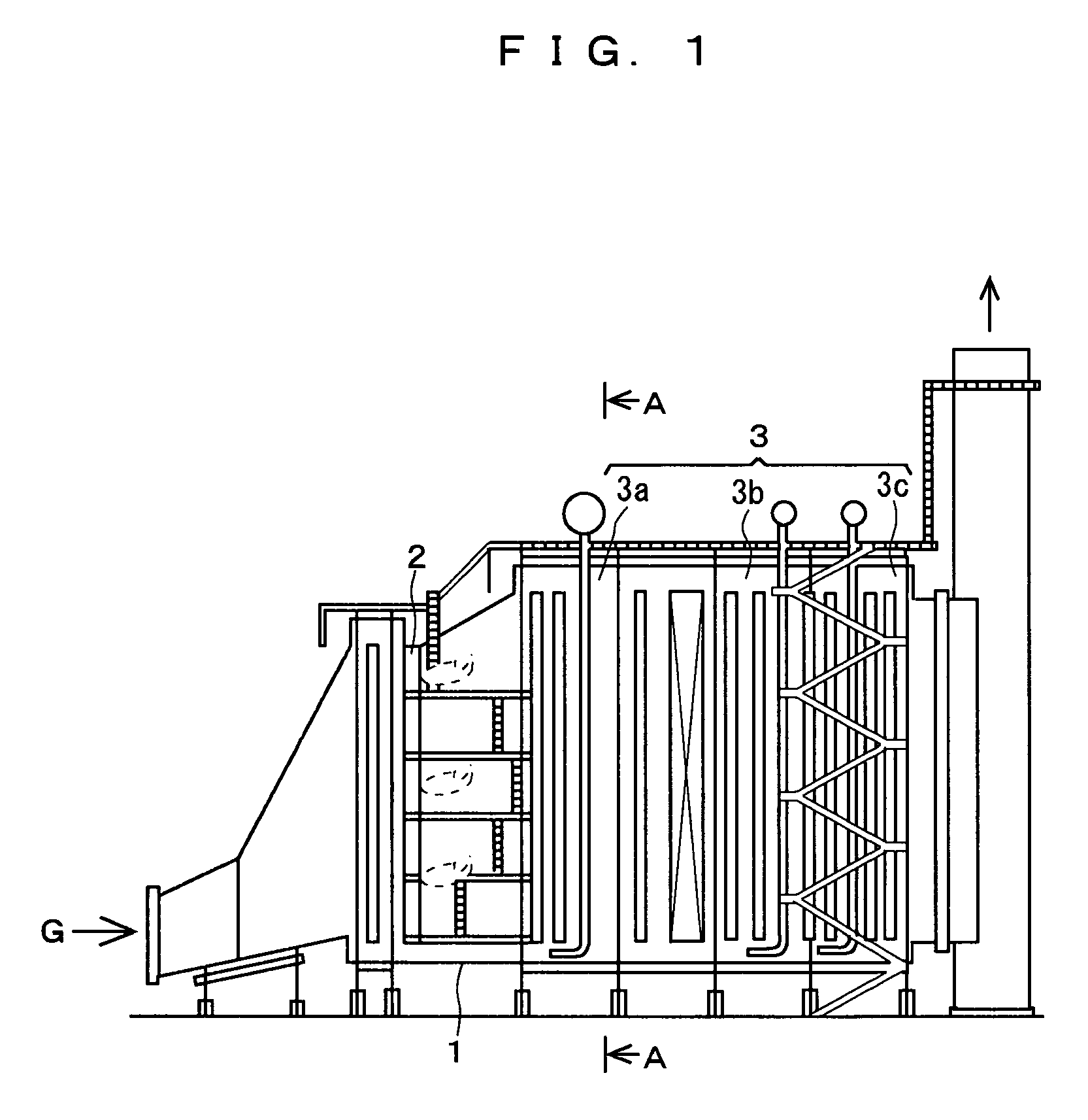 Patent EP A1 Heat exchanger tube panel module and method