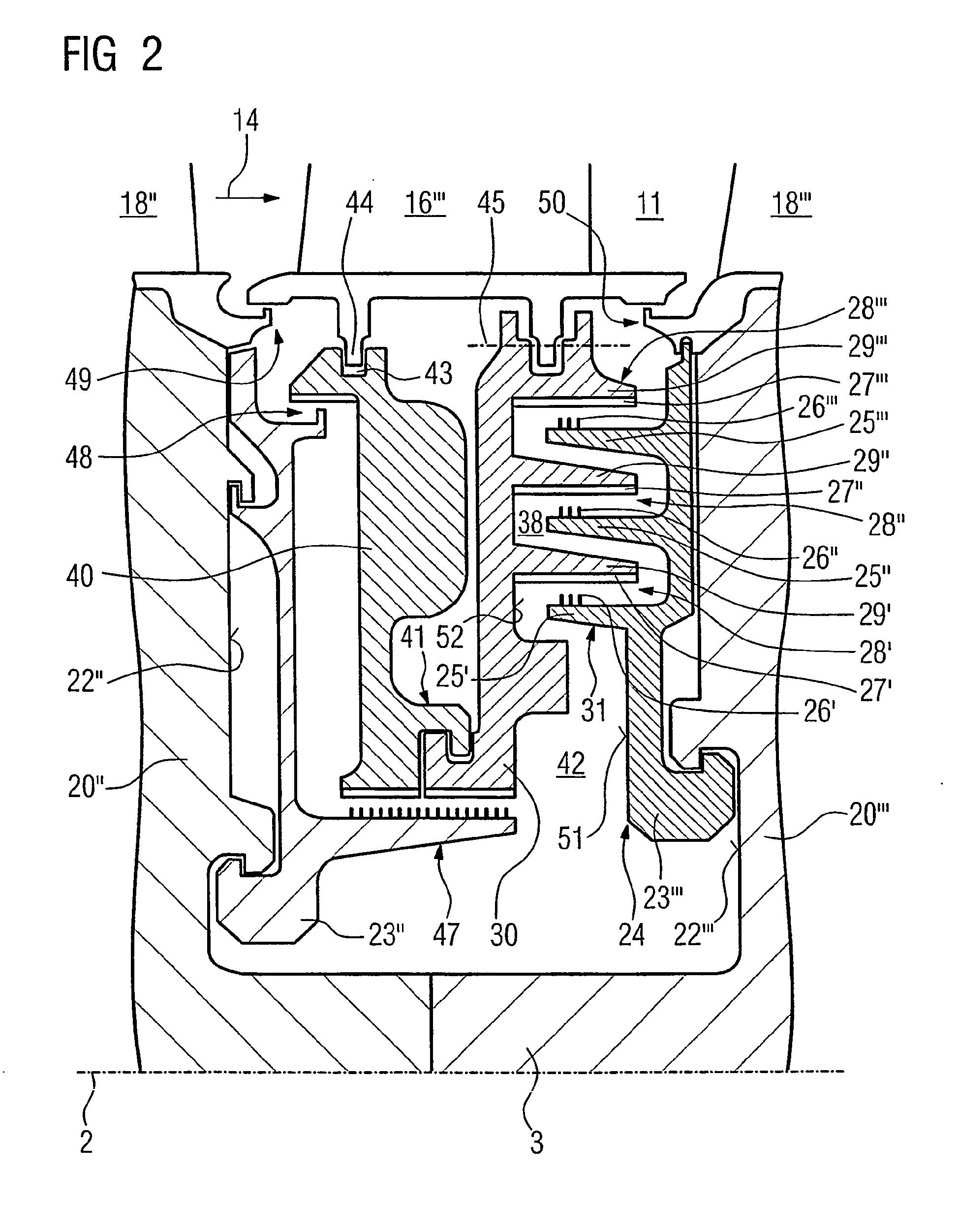 Patent EP B1 Stationary gas turbine Google Patents
