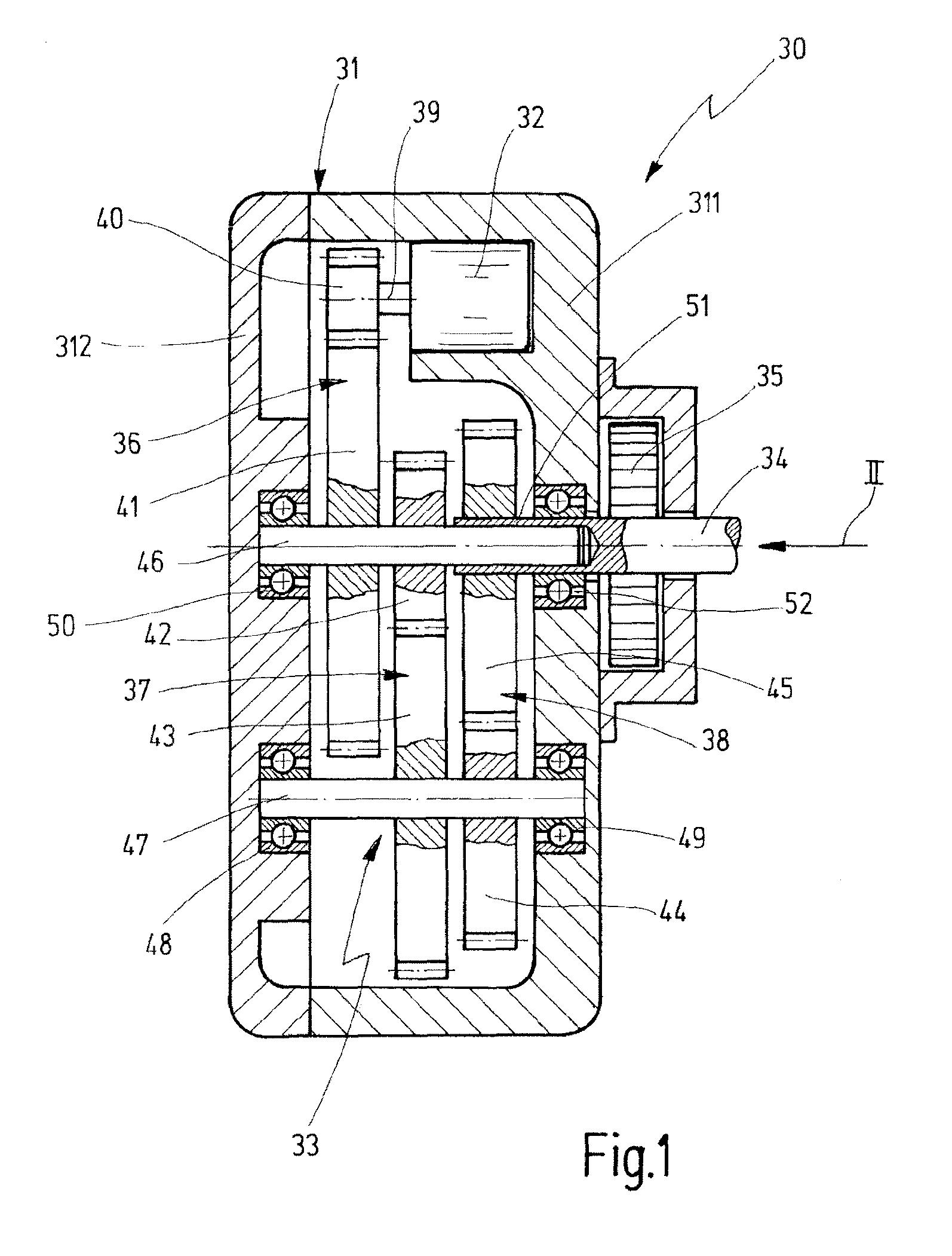 patent ep1662120a2 steller f r ein stellorgan google. Black Bedroom Furniture Sets. Home Design Ideas