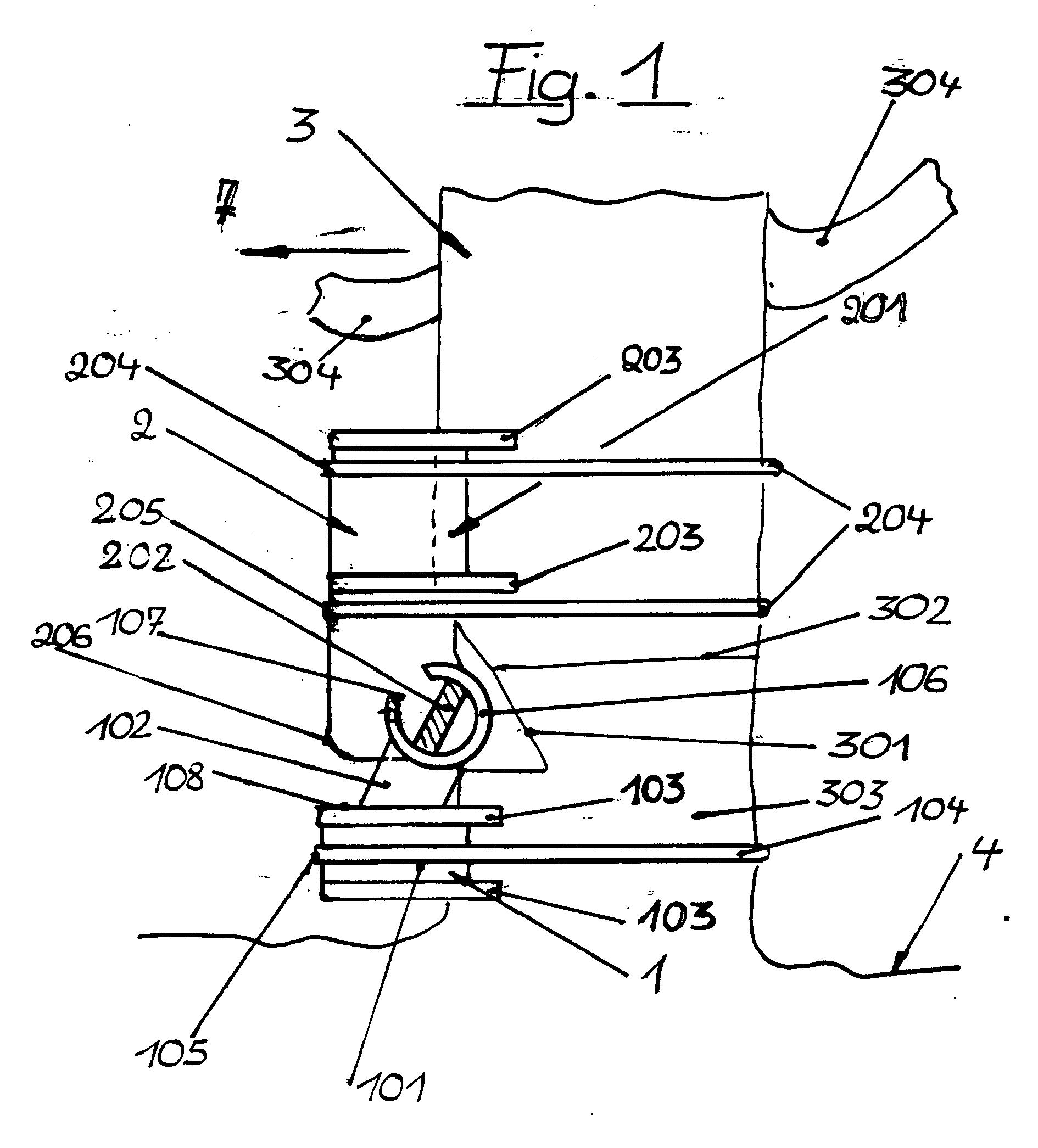 patent ep1671533a1 baumscharnier welches des scharnieroberteil bei erreichen eines. Black Bedroom Furniture Sets. Home Design Ideas