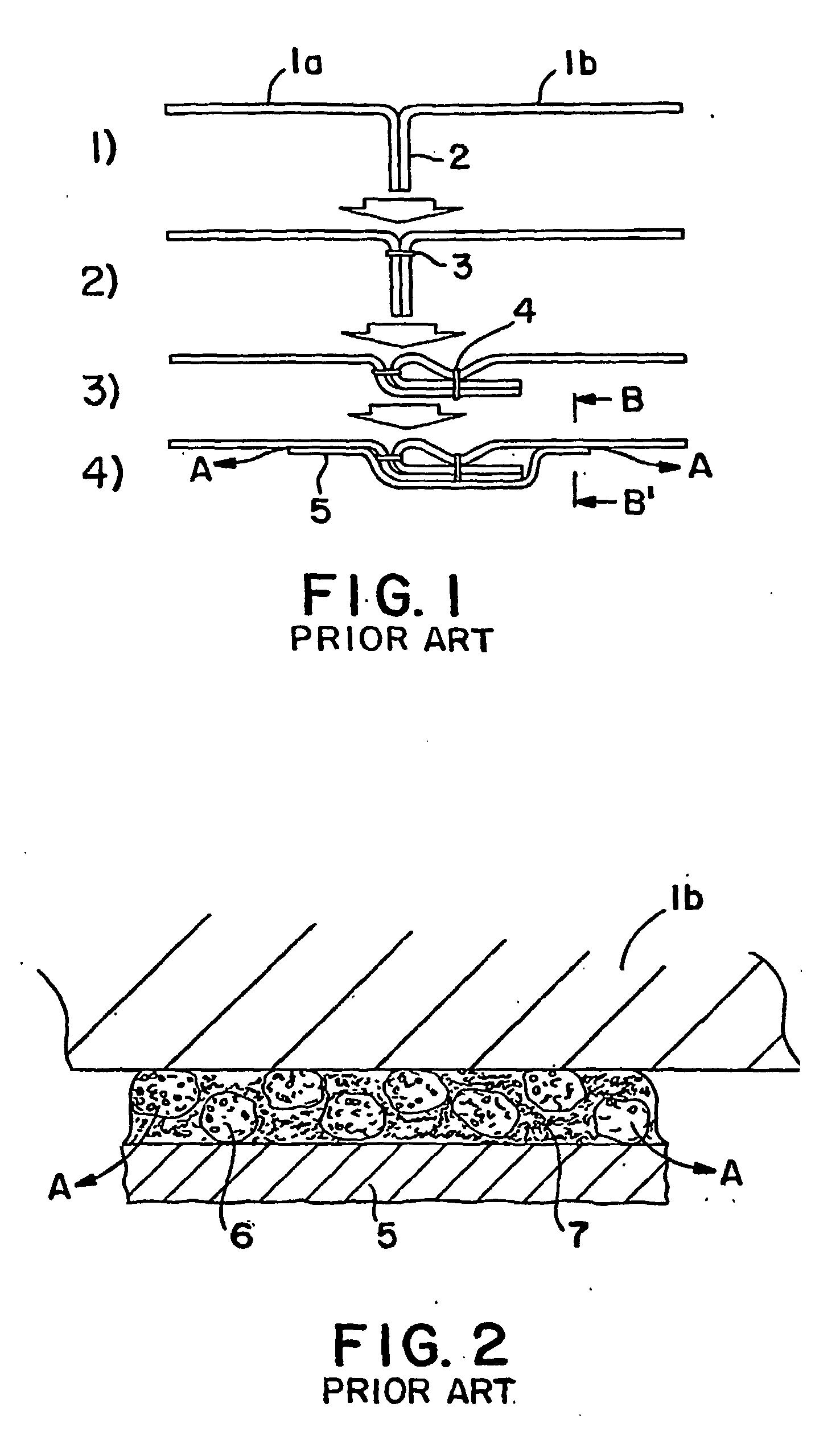patent ep1673220b1 couture etanche aux liquides pour chaussures de securite google patents. Black Bedroom Furniture Sets. Home Design Ideas