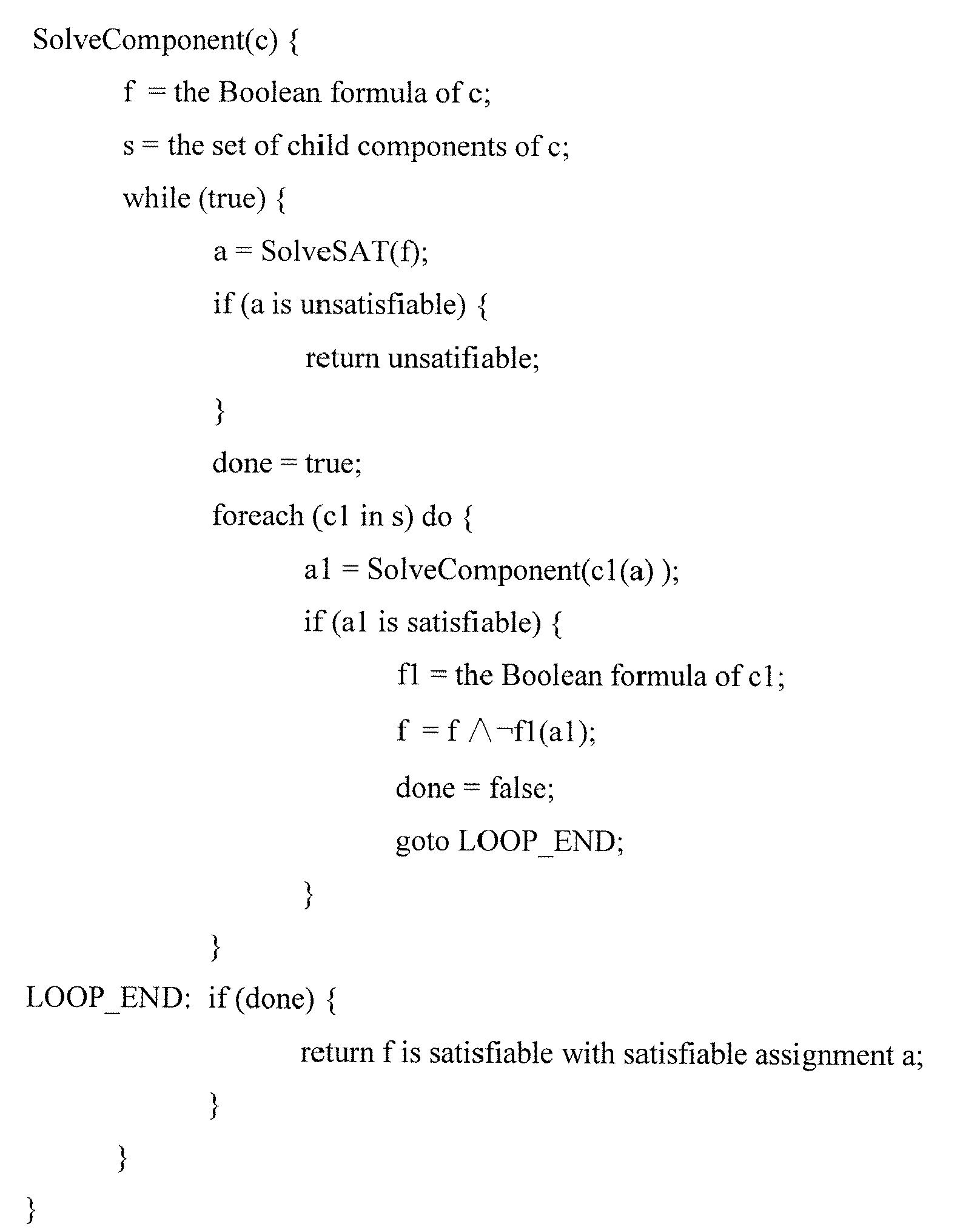 patent ep1681633a2 quantified boolean formula qbf solver figure b0005