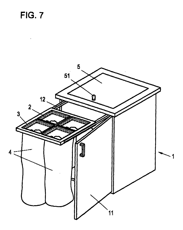 schrank f r schmutzw sche zuhause image idee. Black Bedroom Furniture Sets. Home Design Ideas
