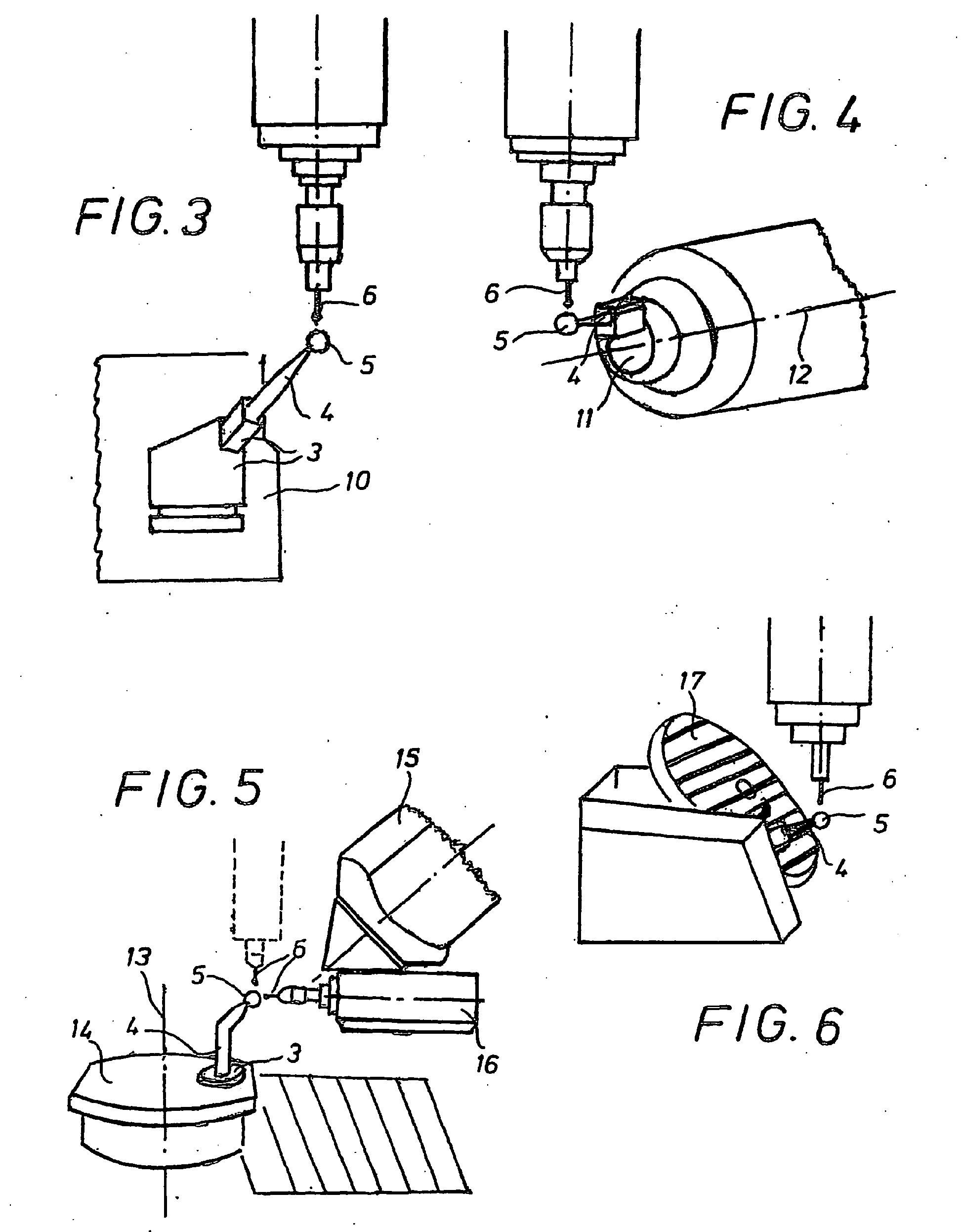 patent ep1696289b1 verfahren zum vermessen einer. Black Bedroom Furniture Sets. Home Design Ideas