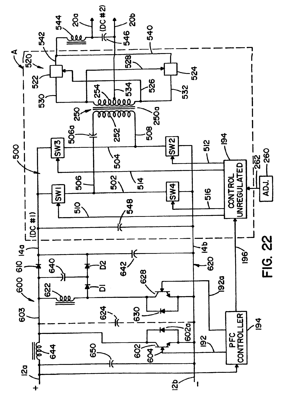 patent ep1704954b1 dreistufige leistungsquelle f r lichtbogenschweissen mit einer ersten stufe. Black Bedroom Furniture Sets. Home Design Ideas