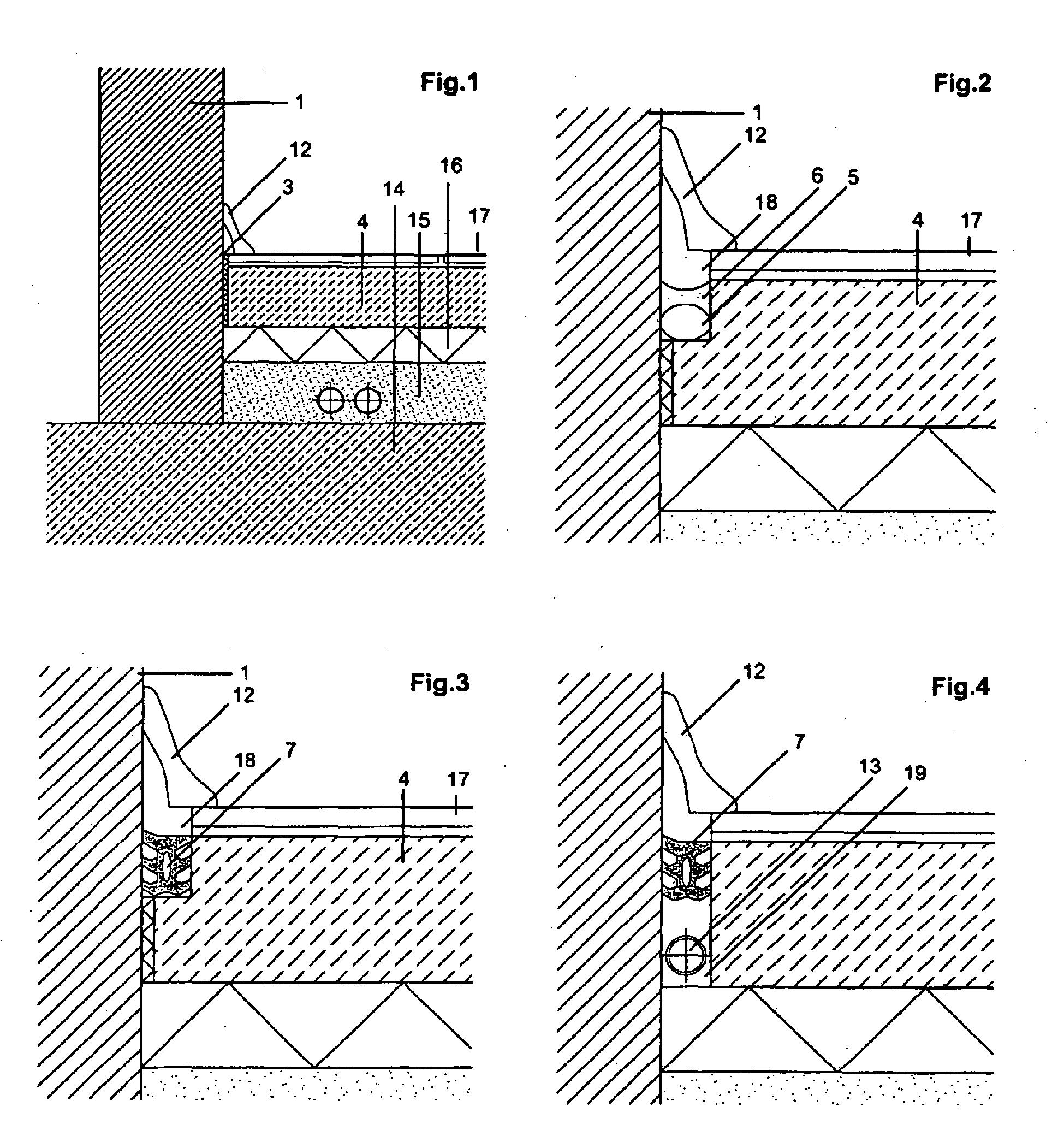 patent ep1788162b1 verfahren zur sanierung von wassersch den sch dlingsbefall oder. Black Bedroom Furniture Sets. Home Design Ideas