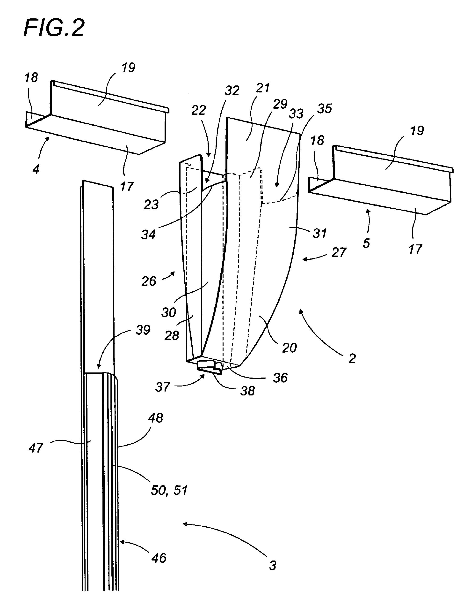 patent ep1790793b1 ensemble de collecte et de descente d 39 eau pluviale et de jonction des. Black Bedroom Furniture Sets. Home Design Ideas