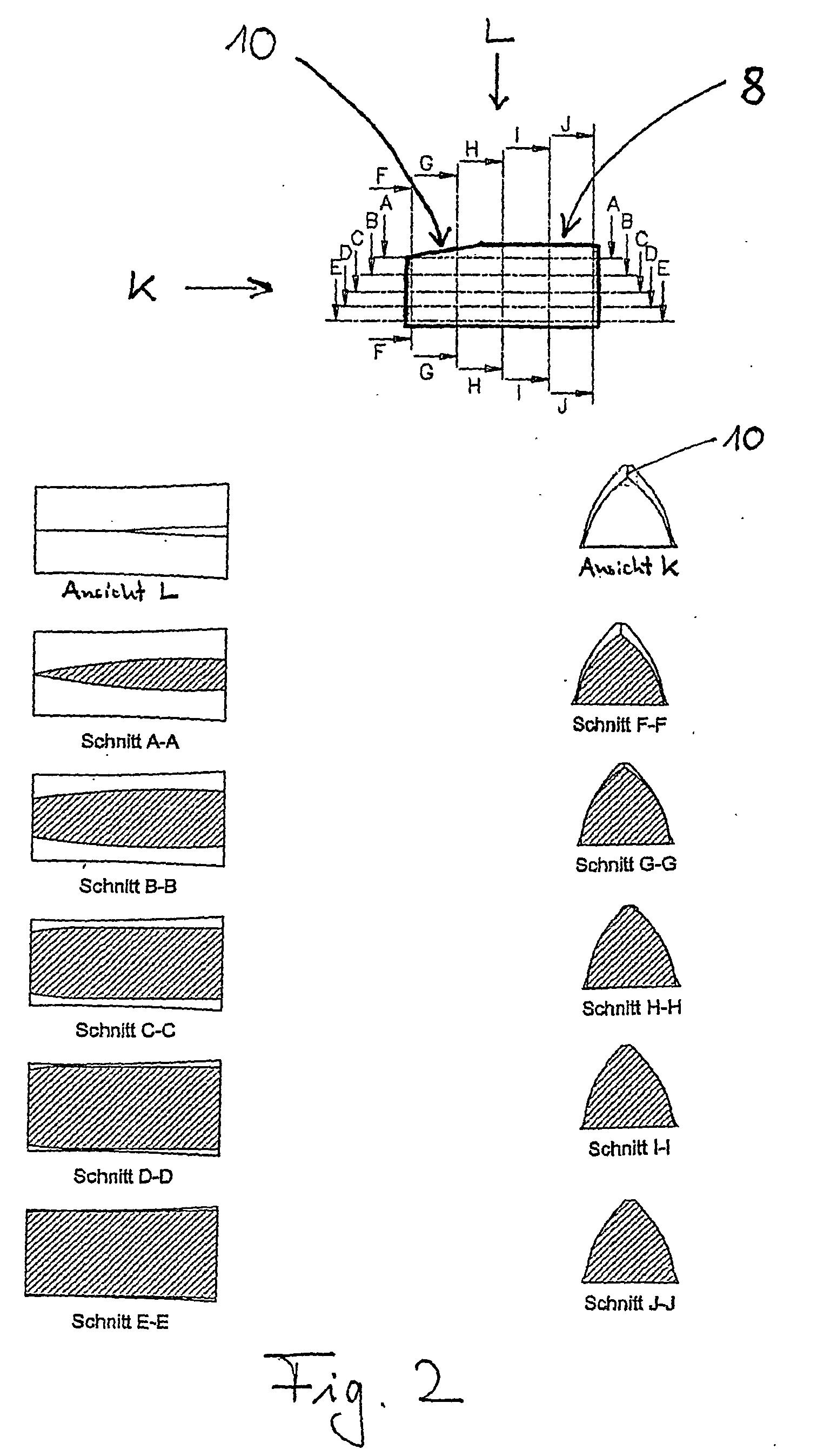 patent ep1859181b1 verfahren zur festlegung der. Black Bedroom Furniture Sets. Home Design Ideas