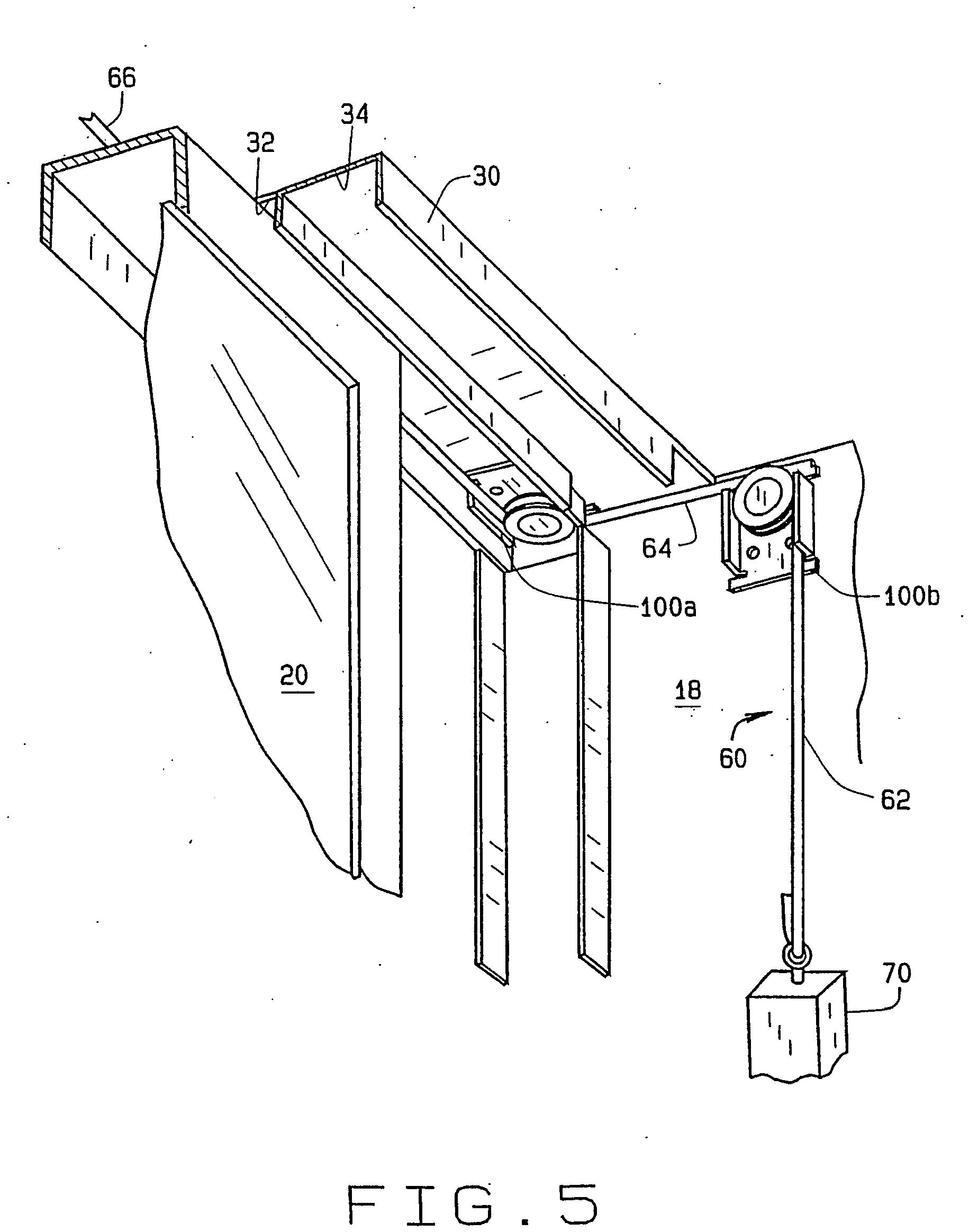 Patent EP1885980B1 Self Closing Sliding Door Assembly Google  sc 1 st  Losro.com & Sliding Door Assembly Images Album - Losro.com
