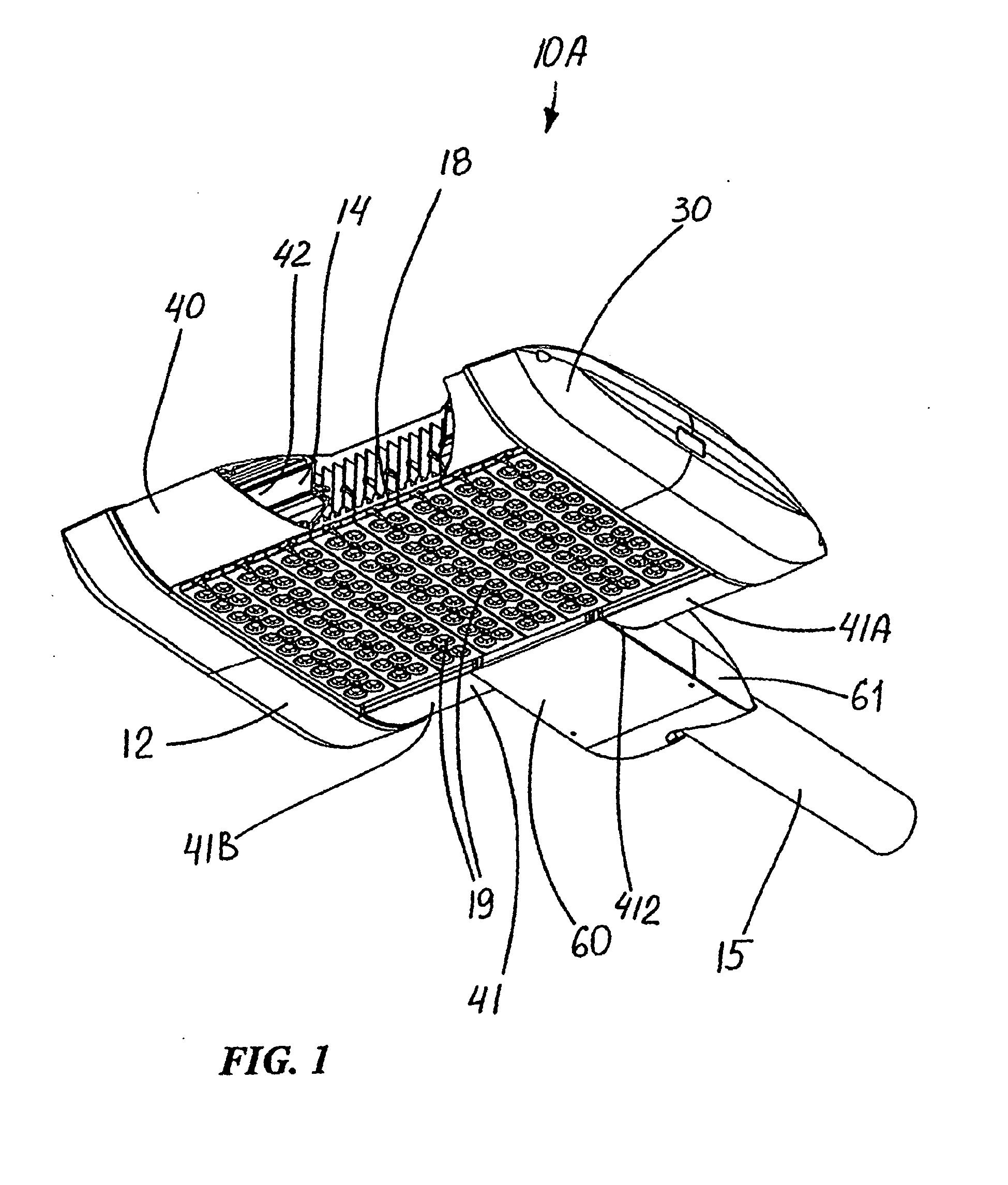 patent ep1906081a1 - led-scheinwerferhalterung