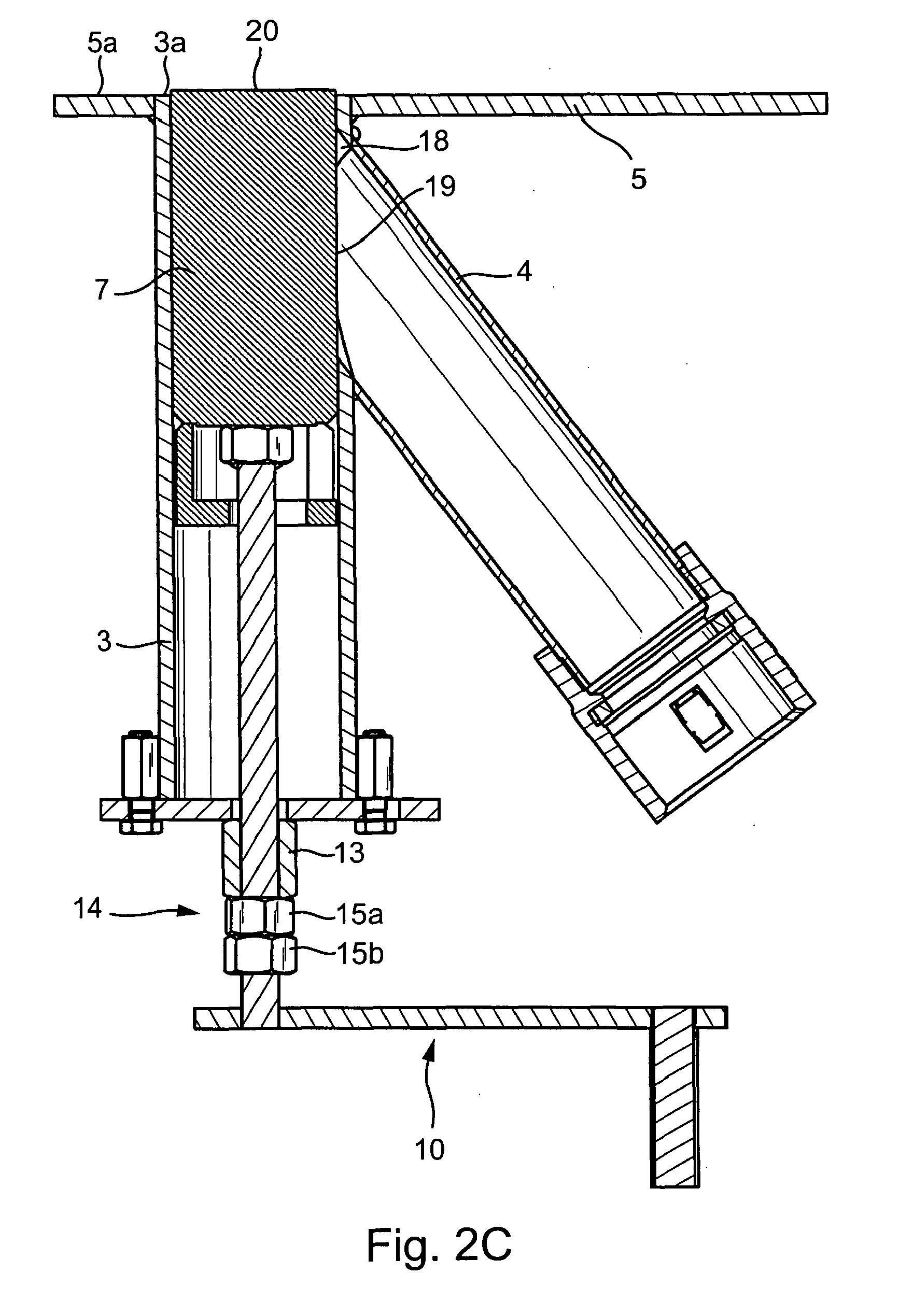 patent ep1923527a1 f llanschluss f r eine schalung zum. Black Bedroom Furniture Sets. Home Design Ideas
