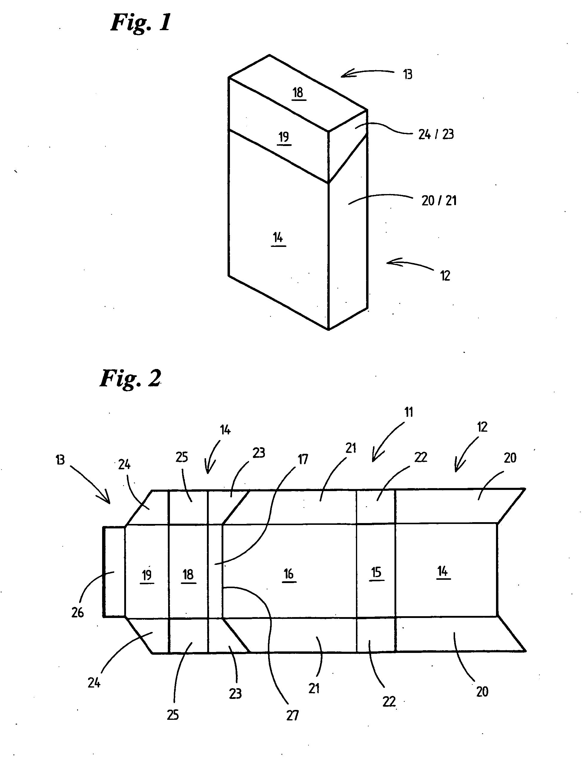 patent ep2030896b1 proc d et dispositif de fabrication. Black Bedroom Furniture Sets. Home Design Ideas