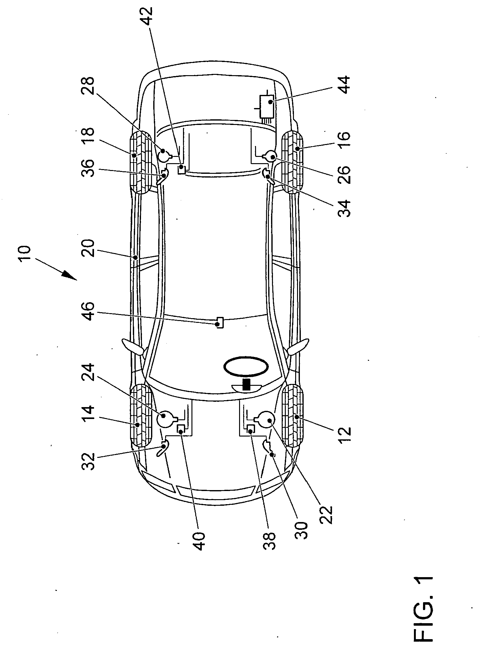 Patent EP2052888A2 - Method and system for affecting the movement of ...