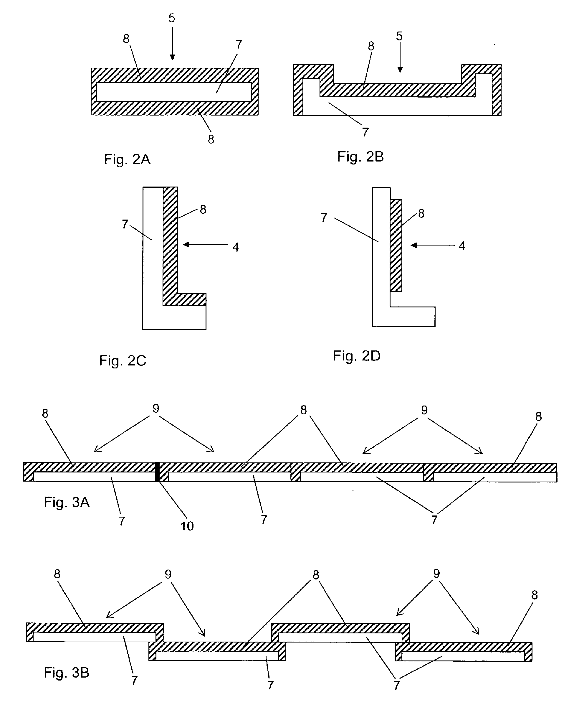 Patent EP2060689A1 - Sealing device for sealing construction joints ...
